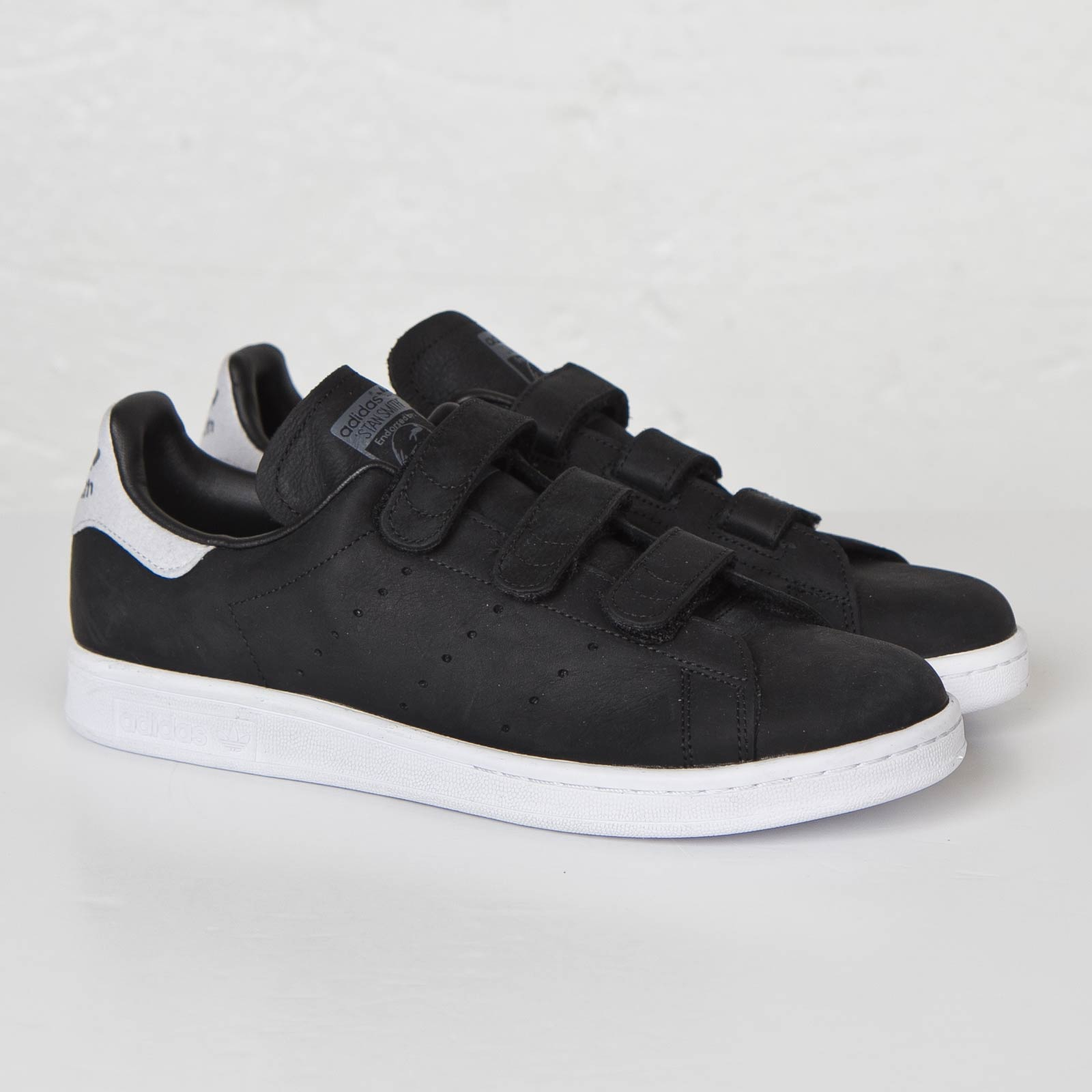 shades of release date look out for Schwarze ADIDAS Sneaker STAN SMITH CF I