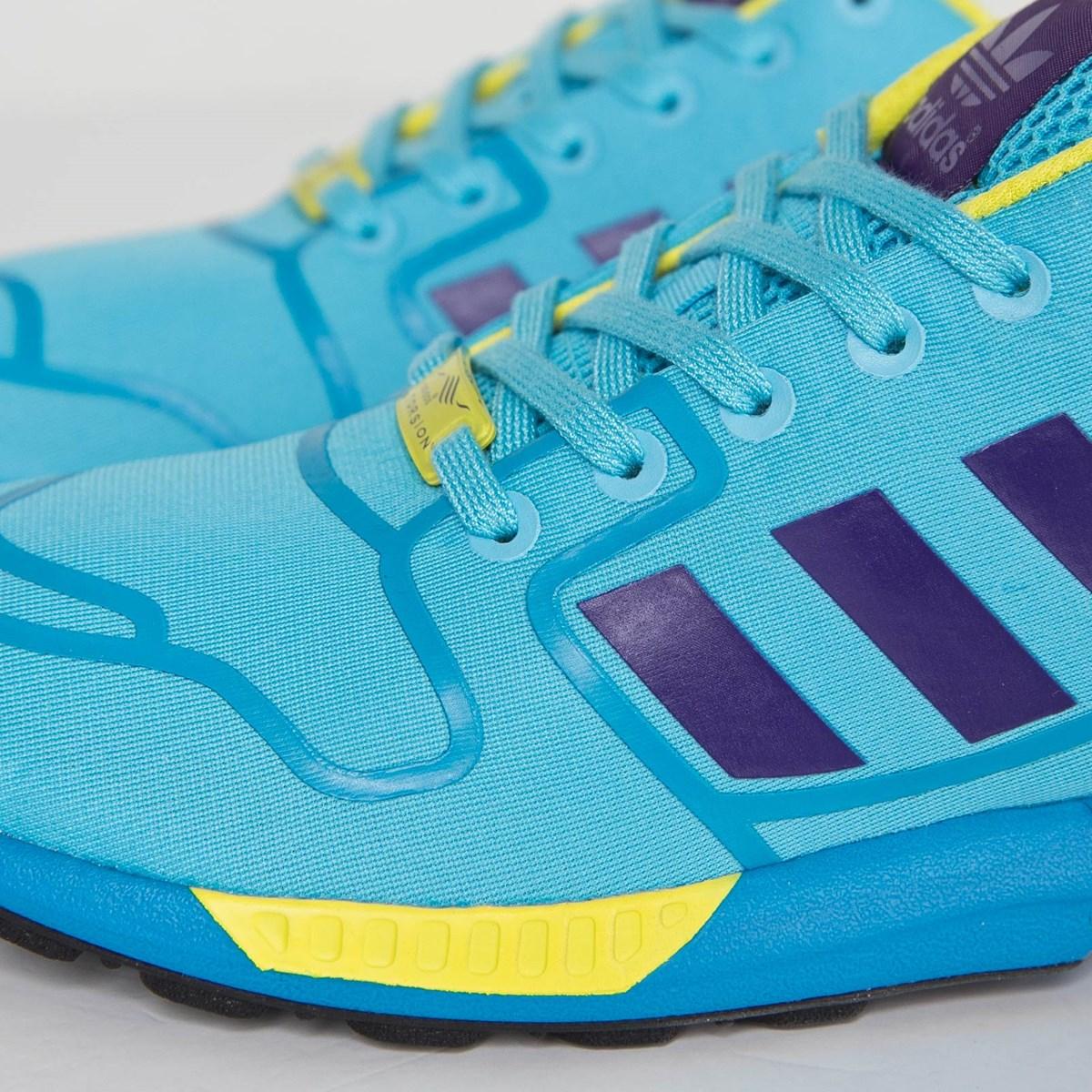 3816c5bfb adidas ZX Flux - Af6303 - Sneakersnstuff