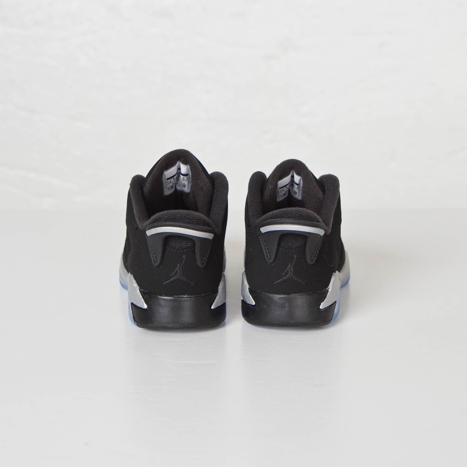5f37ca9a977 Jordan Brand Air Jordan 6 retro Low (PS) - 768882-003 - Sneakersnstuff    sneakers & streetwear online since 1999