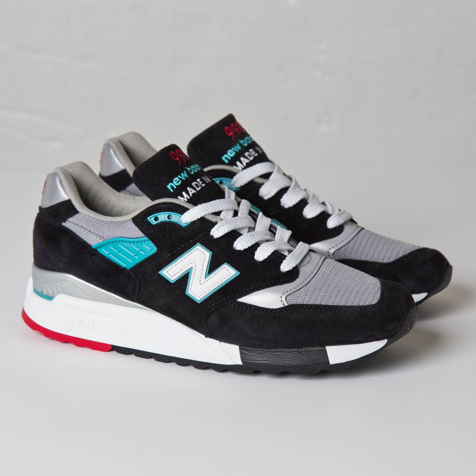 hot sale online 41e18 c052f New Balance M998 - M998cbb - Sneakersnstuff | sneakers ...