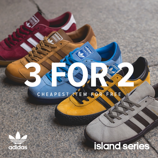 adidas Originals Island Series