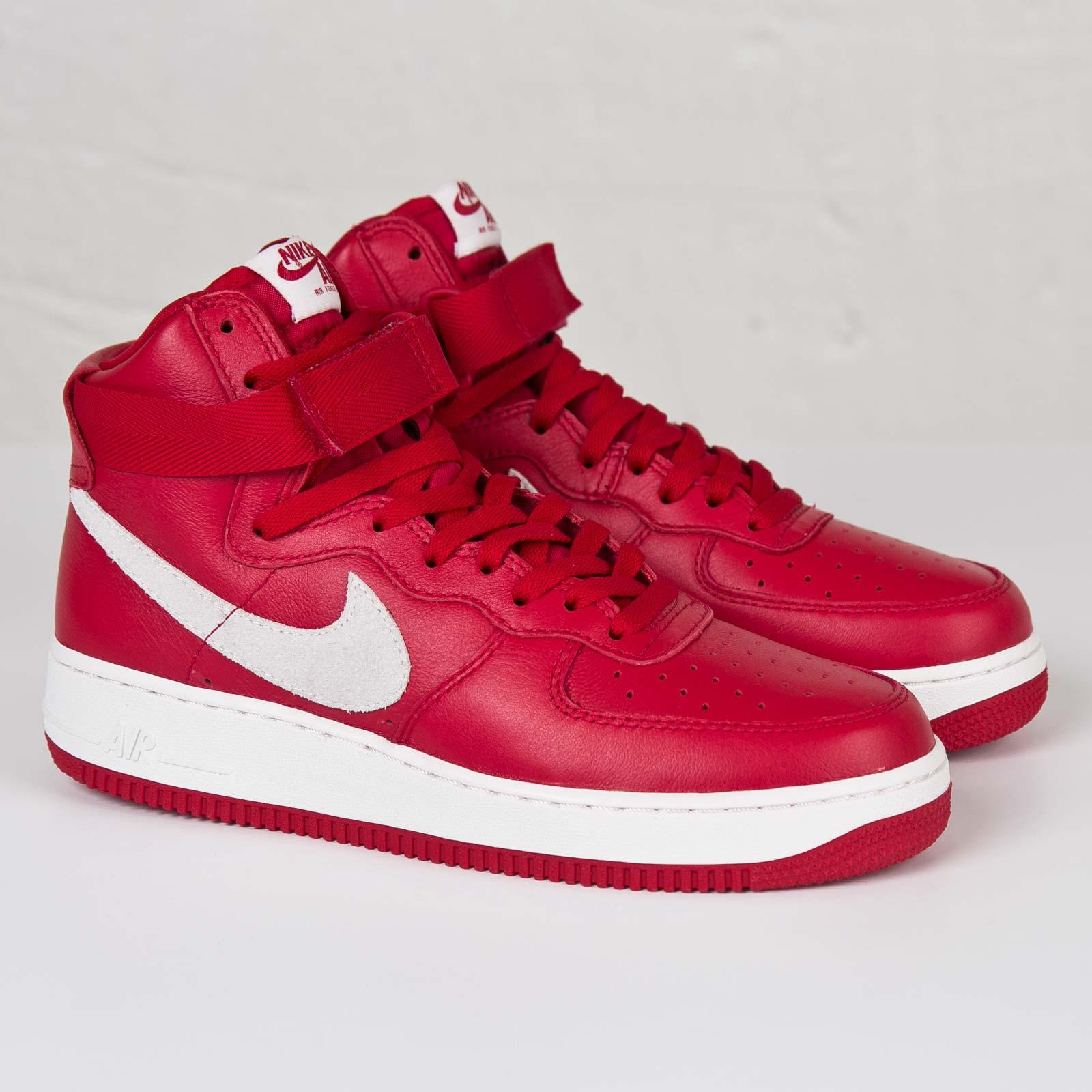buy popular 53035 6722e Nike Air Force 1 Hi Retro QS