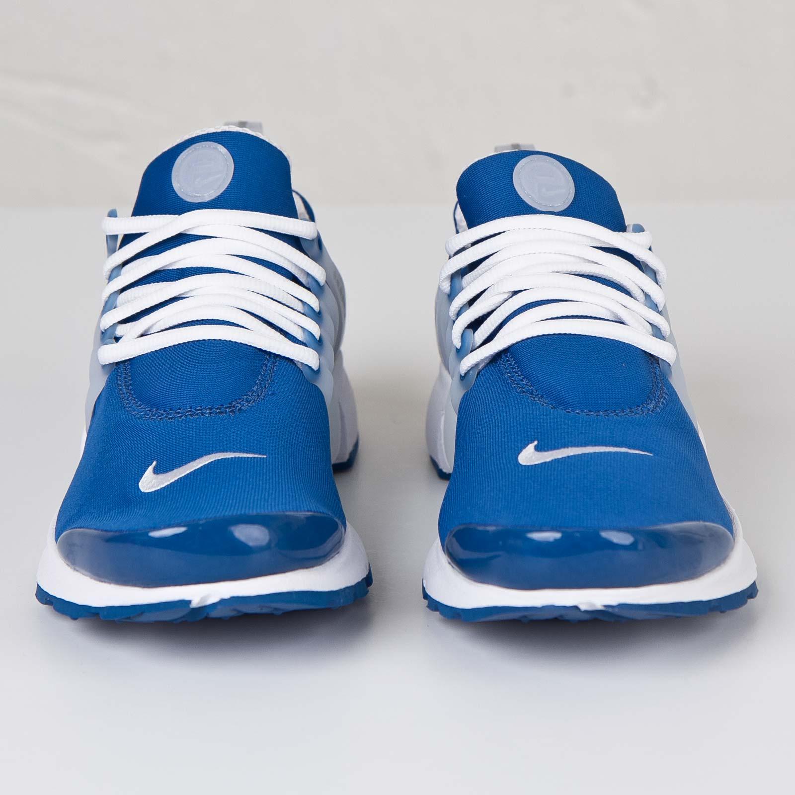 Nike Air Presto QS Schuhe Blau Weiß HerrenDamen