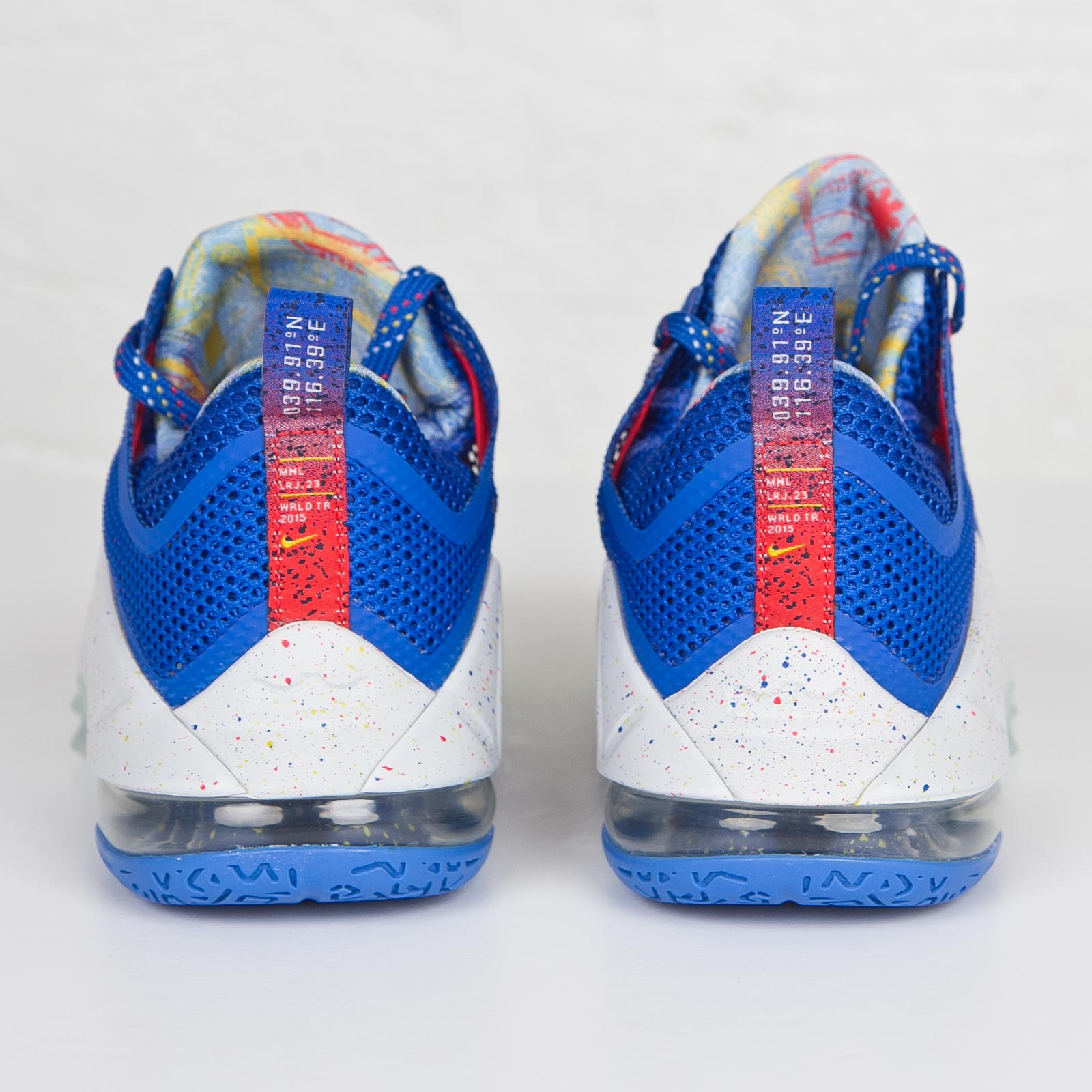 be13547e39d Nike Lebron XII Low Limited - 812560-406 - Sneakersnstuff