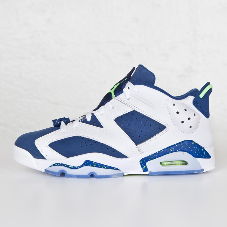 Jordan Brand Air Jordan 6 Retro Low - 4
