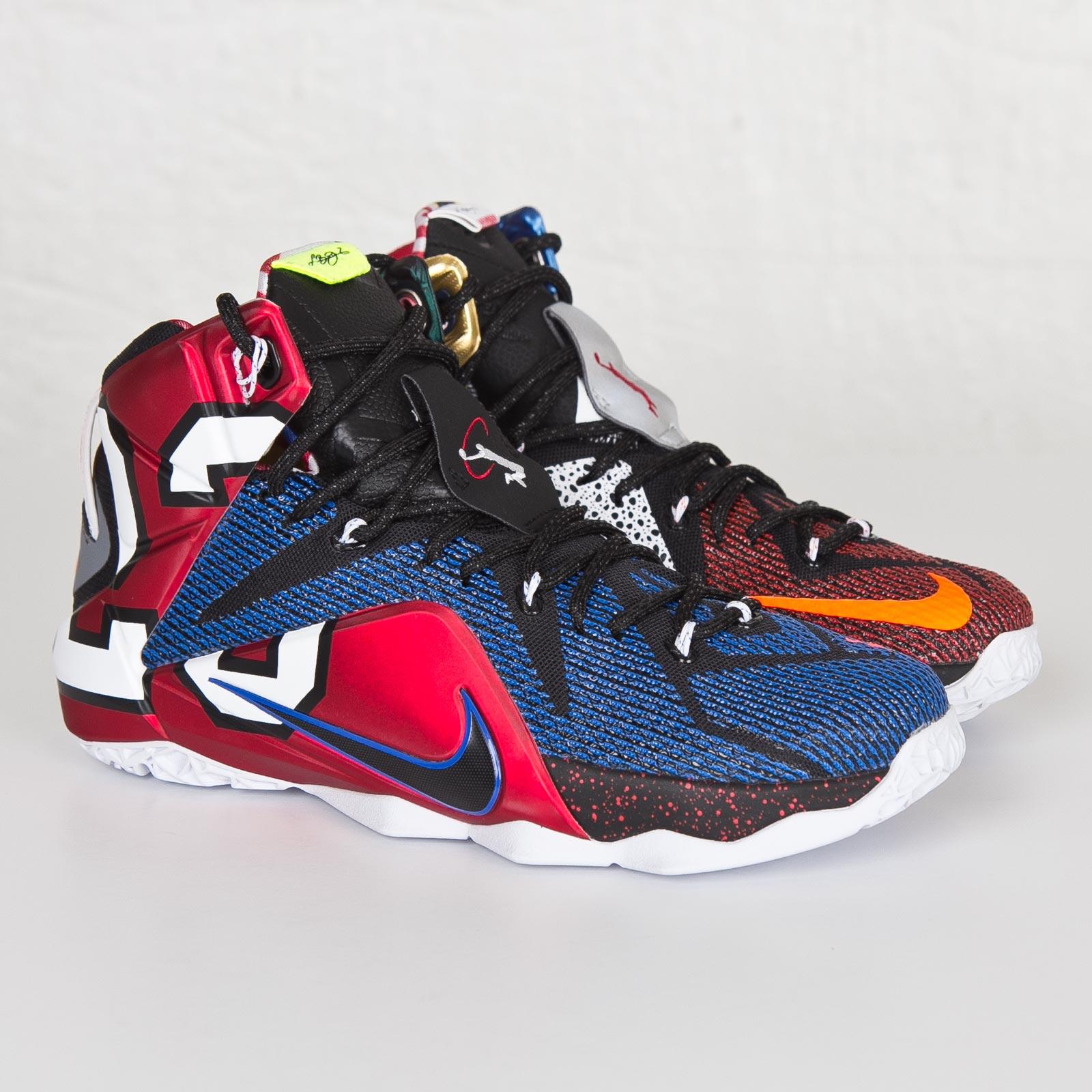 61d81d47279 Nike Lebron XII SE - 802193-909 - Sneakersnstuff