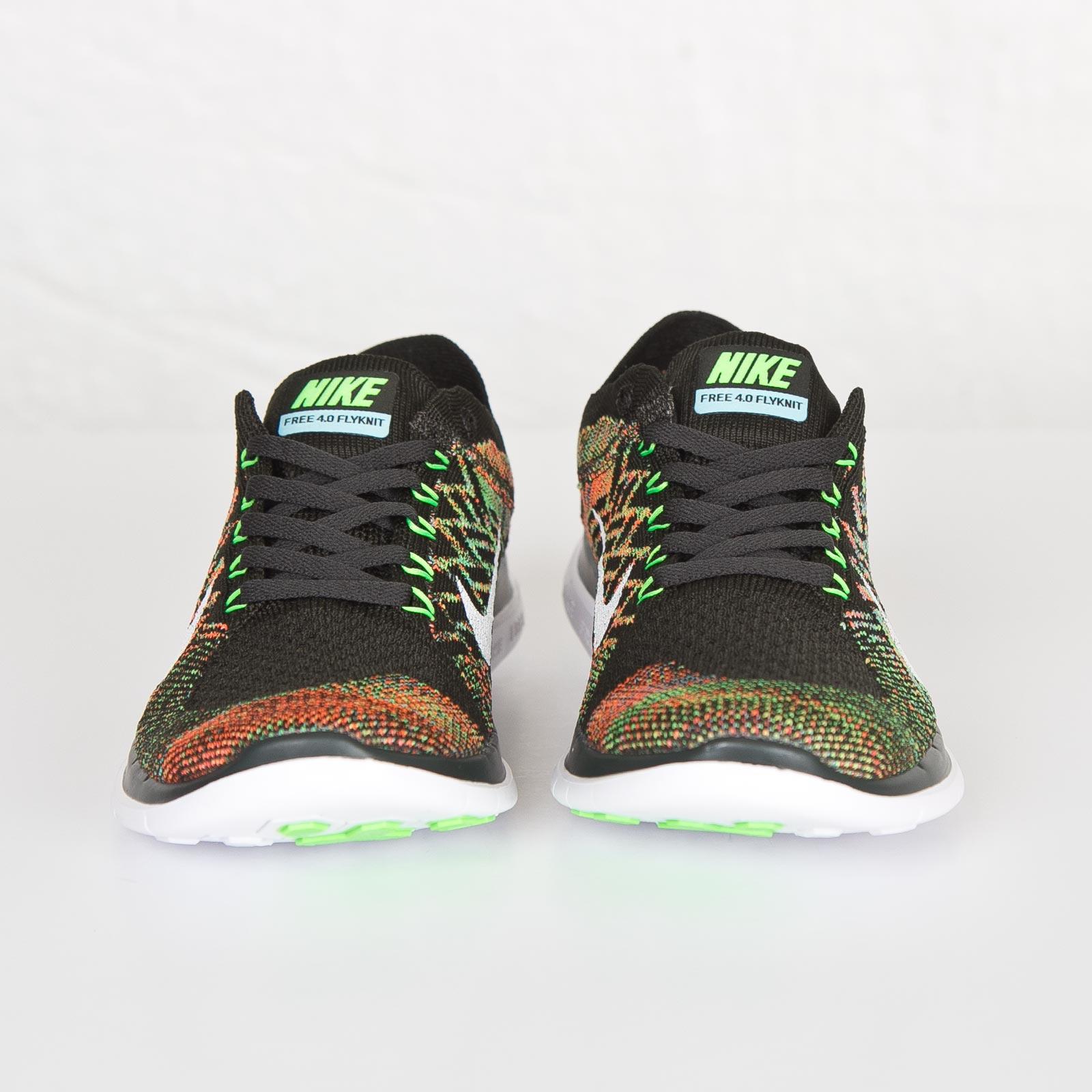 purchase cheap b4803 88d37 Nike Wmns Free 4.0 Flyknit - 717076-301 - Sneakersnstuff   sneakers    streetwear online since 1999