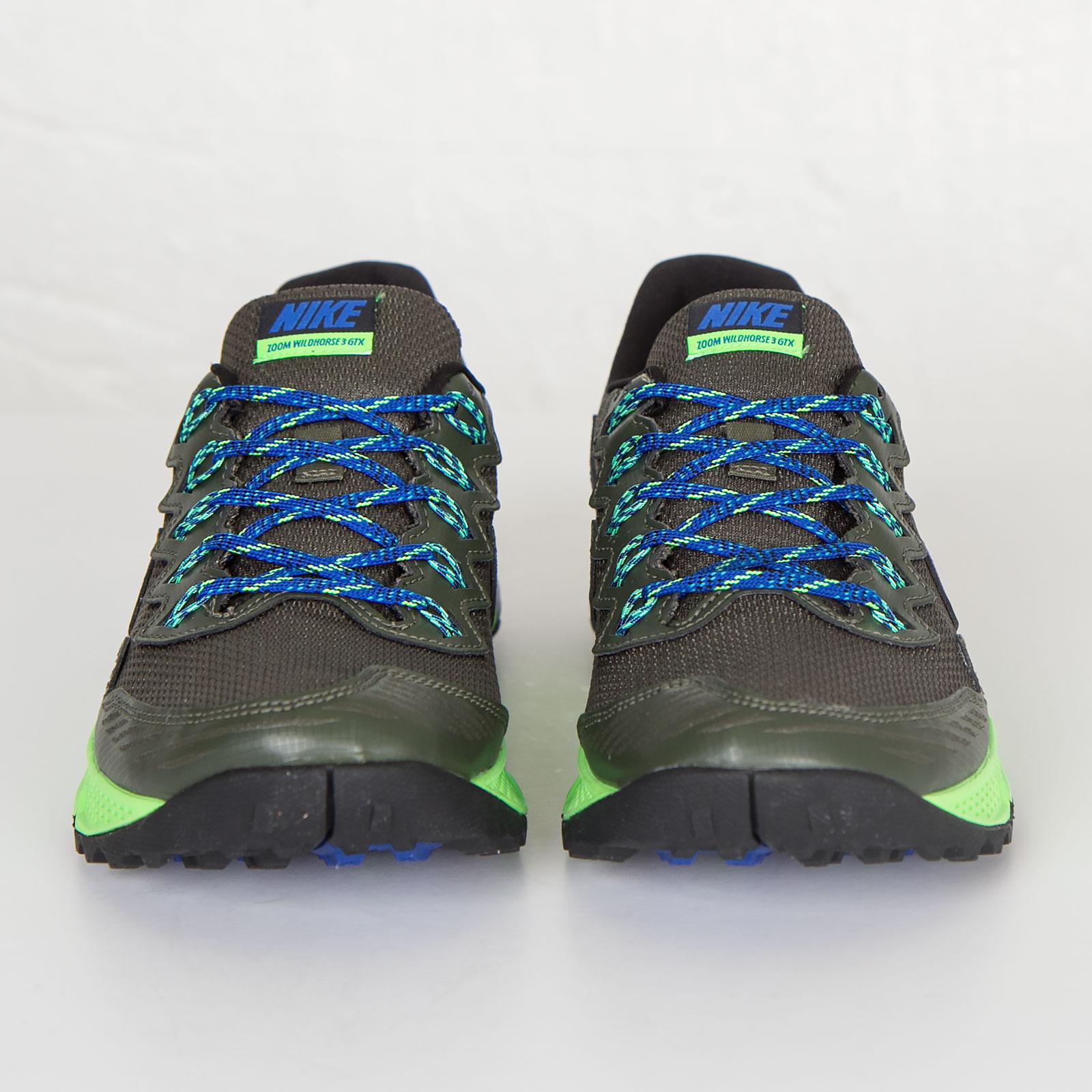 72ac416b939b2 Nike Air Zoom Wildhorse 3 GTX - 805569-300 - Sneakersnstuff ...