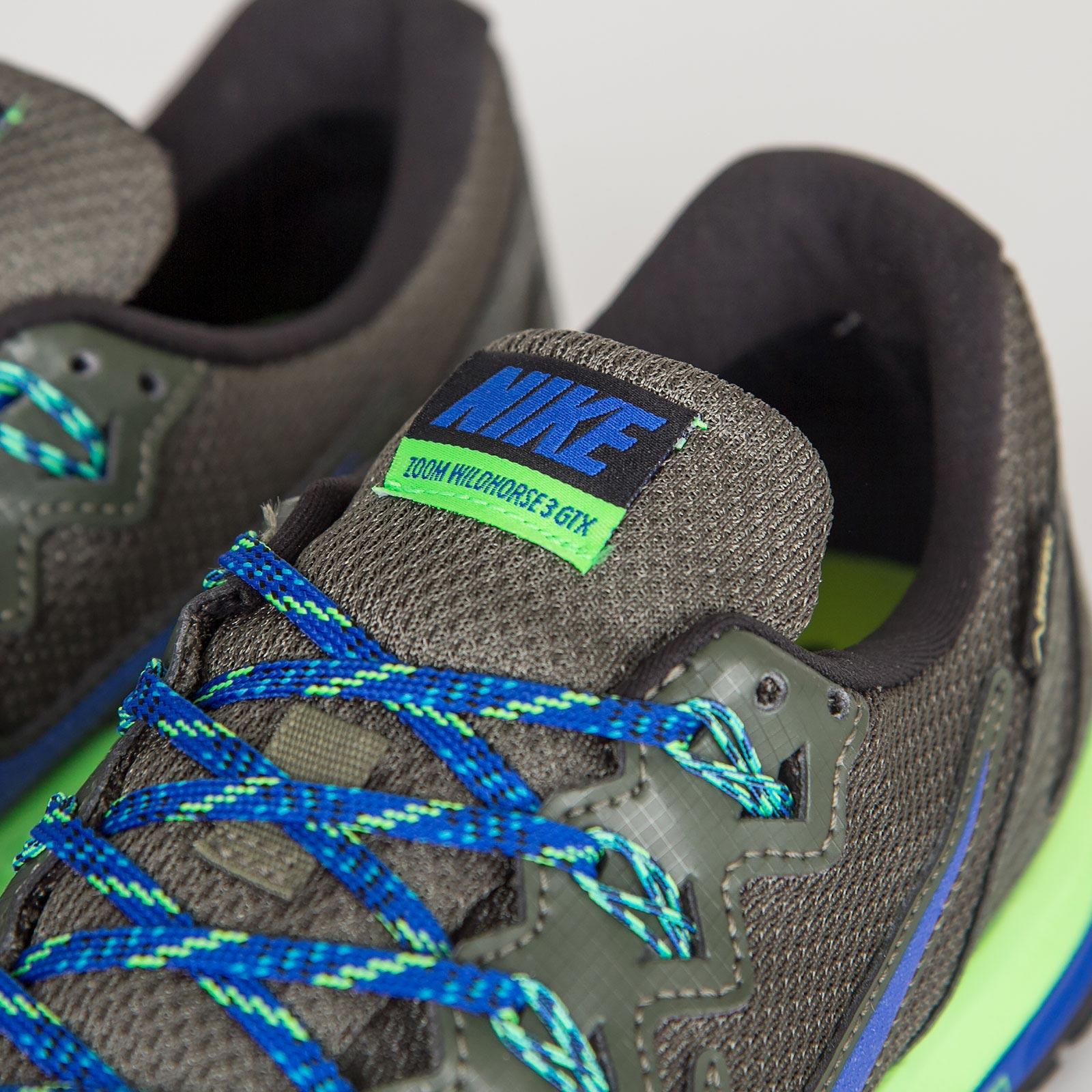 29a0a3561d301 Nike Air Zoom Wildhorse 3 GTX - 805569-300 - Sneakersnstuff ...