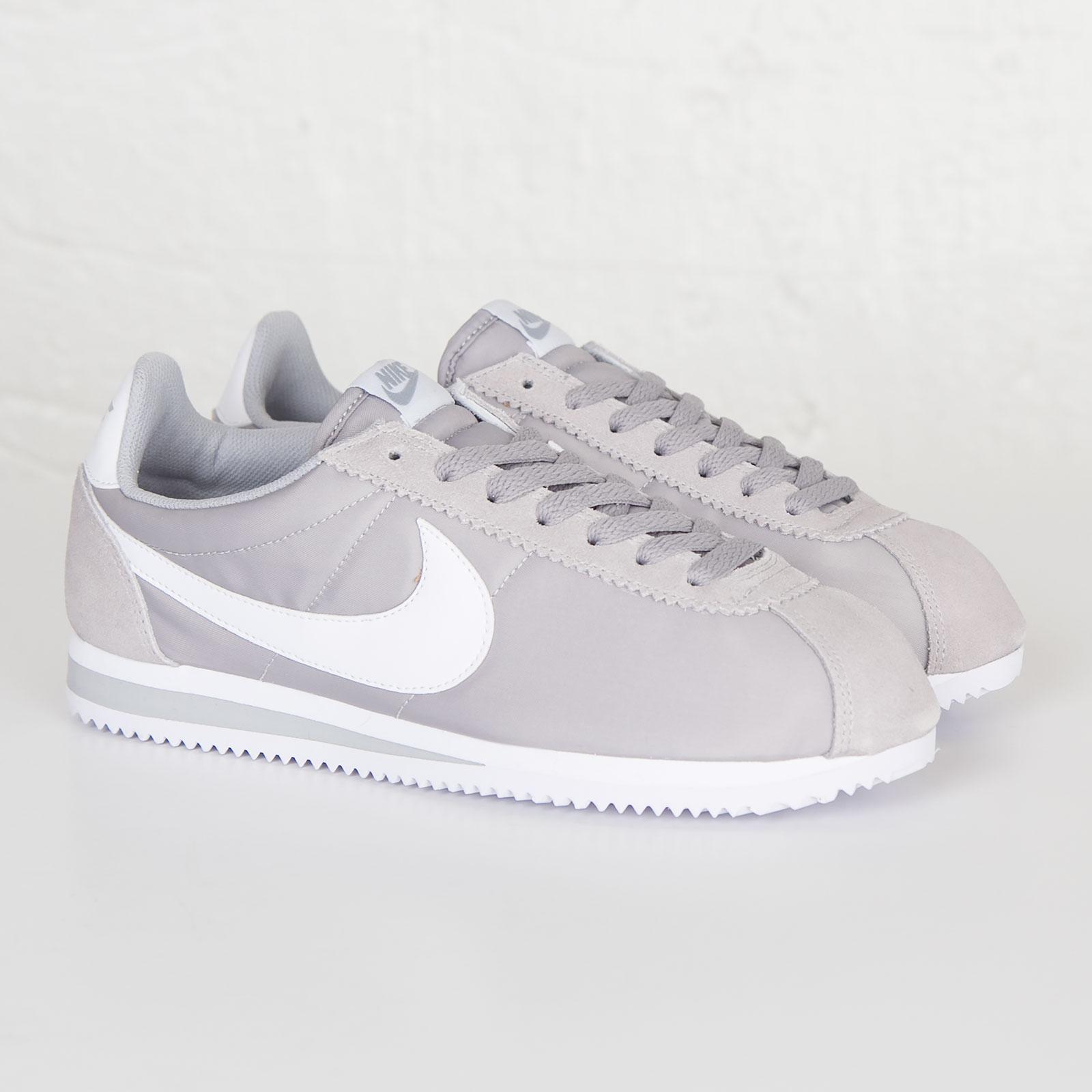 Nike Classic Cortez Nylon - 532487-018 - Sneakersnstuff   Sneaker ... e5288c8a15