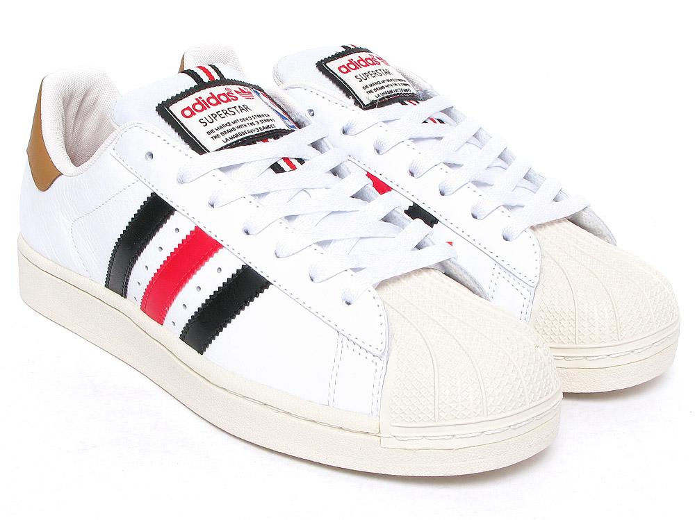 buy popular 94567 b7557 adidas Superstar 2 NBA - 83420 - Sneakersnstuff | sneakers ...