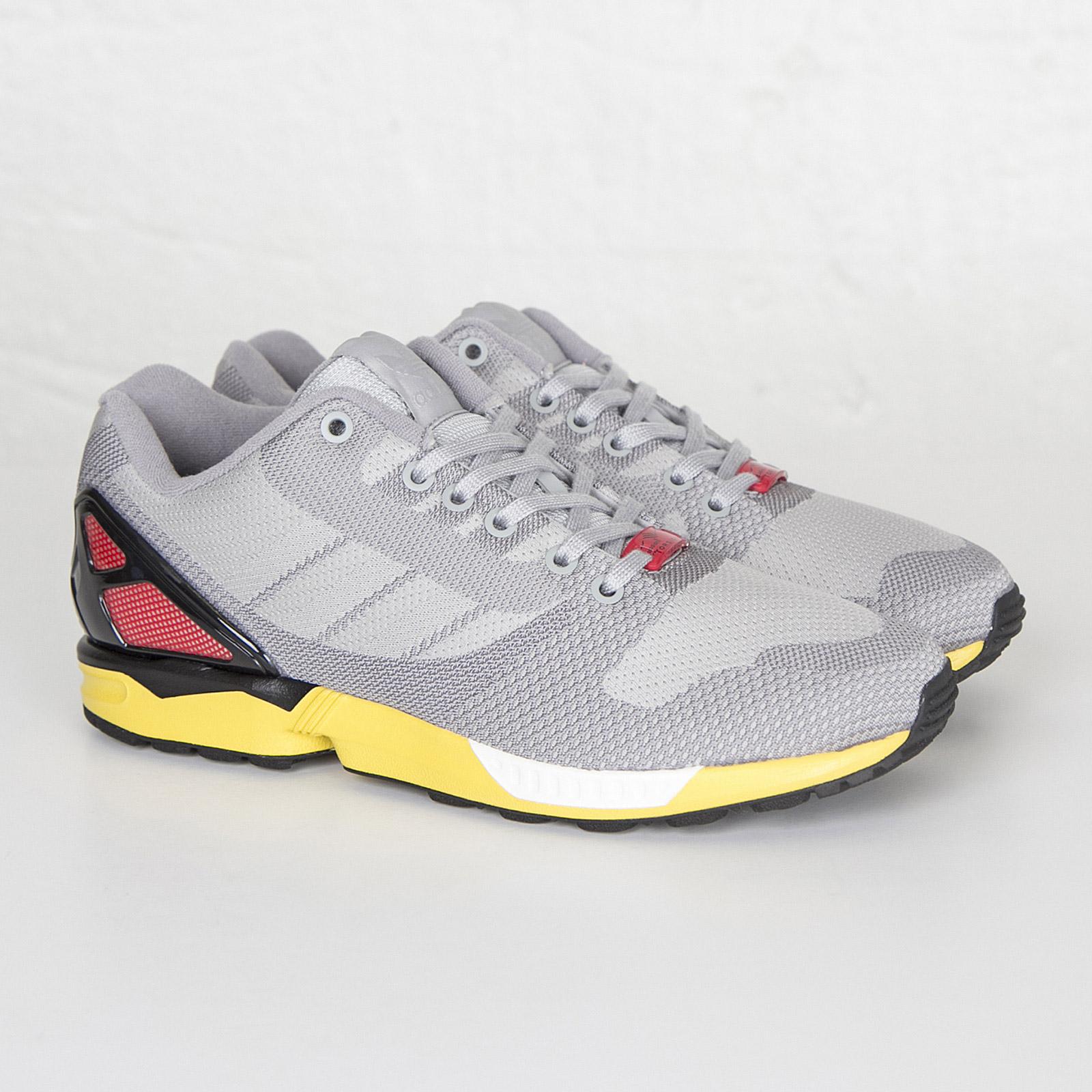30ee357c4d60 adidas ZX Flux Weave - Af6346 - Sneakersnstuff