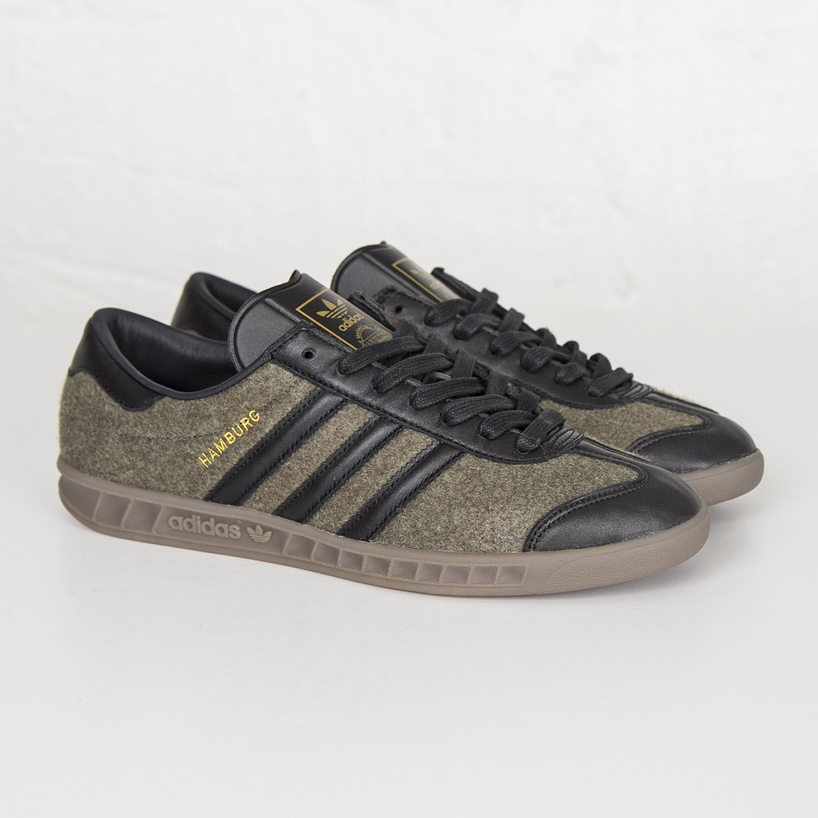 promo code 93264 e8971 adidas Hamburg - B24970 - Sneakersnstuff  sneakers  streetwe