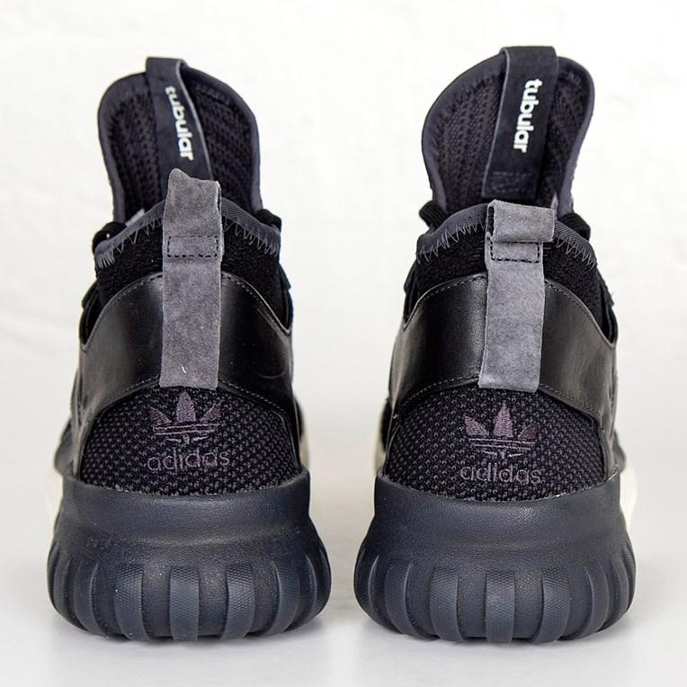 adidas tubular x grey black