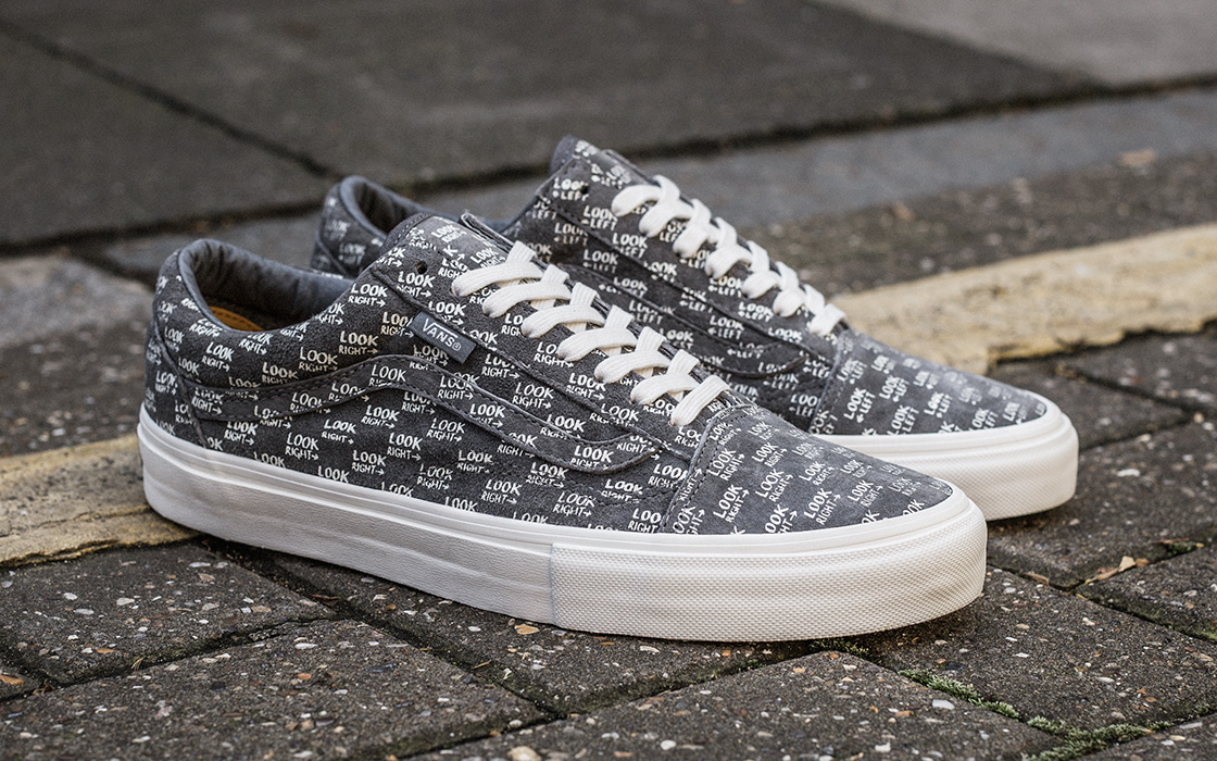 "Sneakersnstuff x Vans Old Skool LX ""London"""