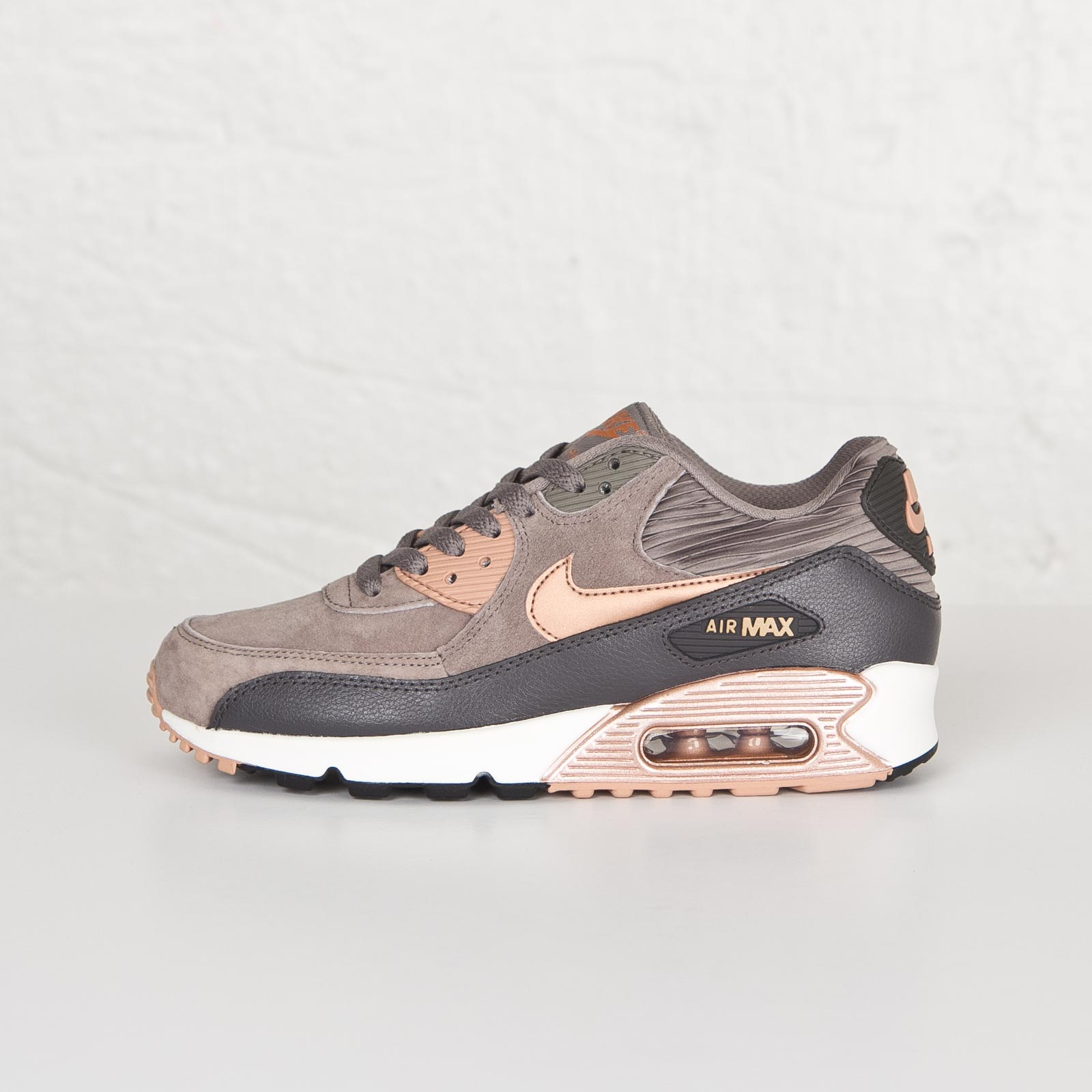 nike air max 90 leather dam