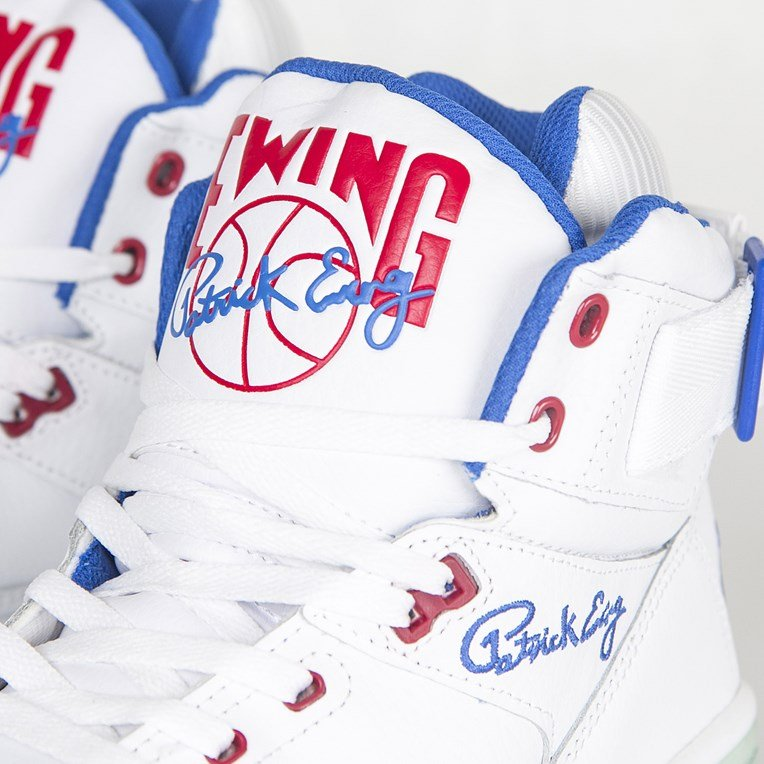 Ewing Athletics Ewing 33 Hi Draft Lottery - 5