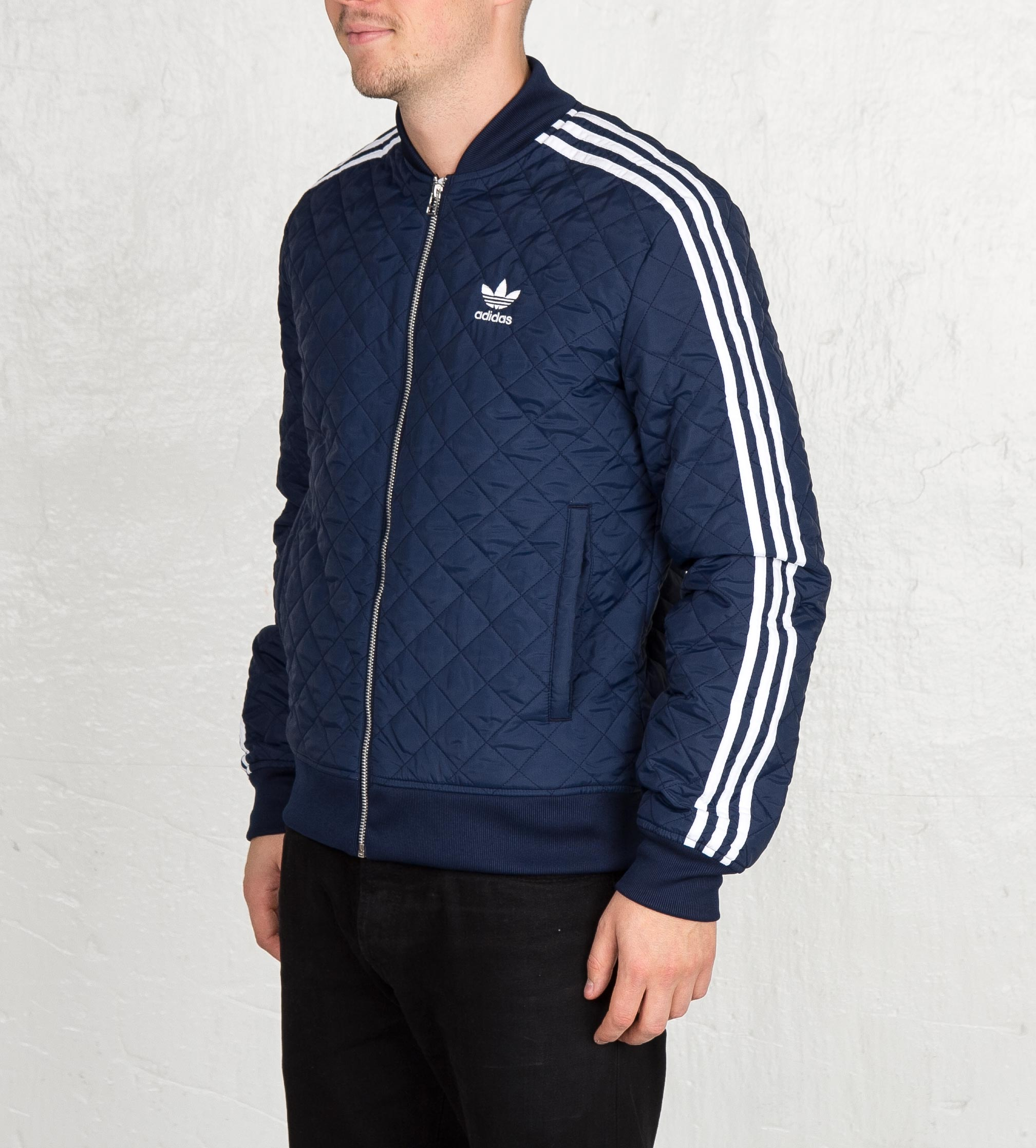 adidas Quilted Superstar Track Top Ab7860 Sneakersnstuff