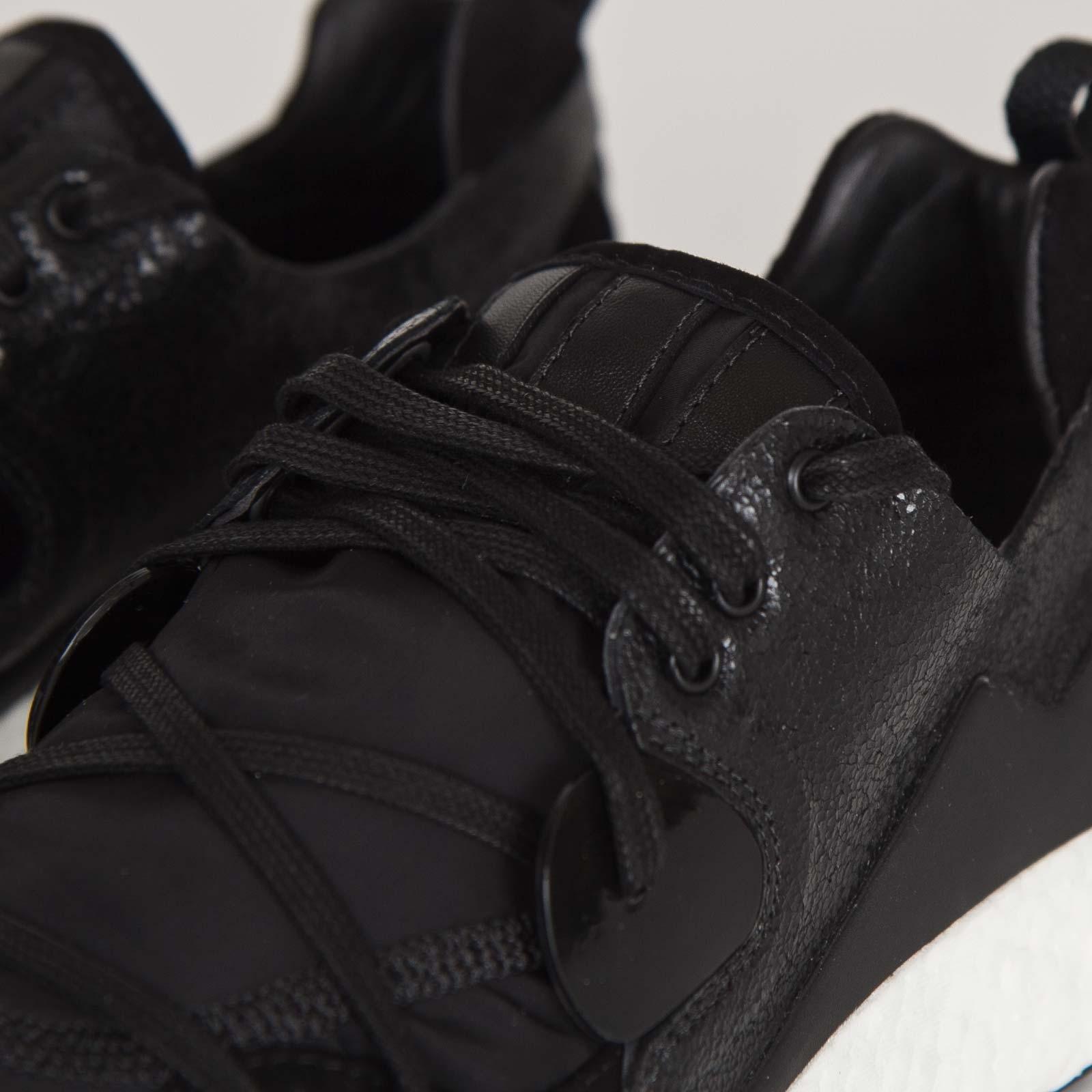Adidas Originals Black Y3 Femme Boost Lace Trainers