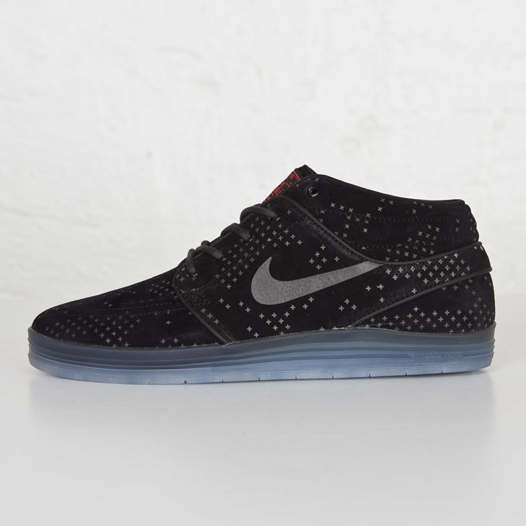 best cheap b2b27 08b28 Nike Lunar Stefan Janoski Mid Flash - 4