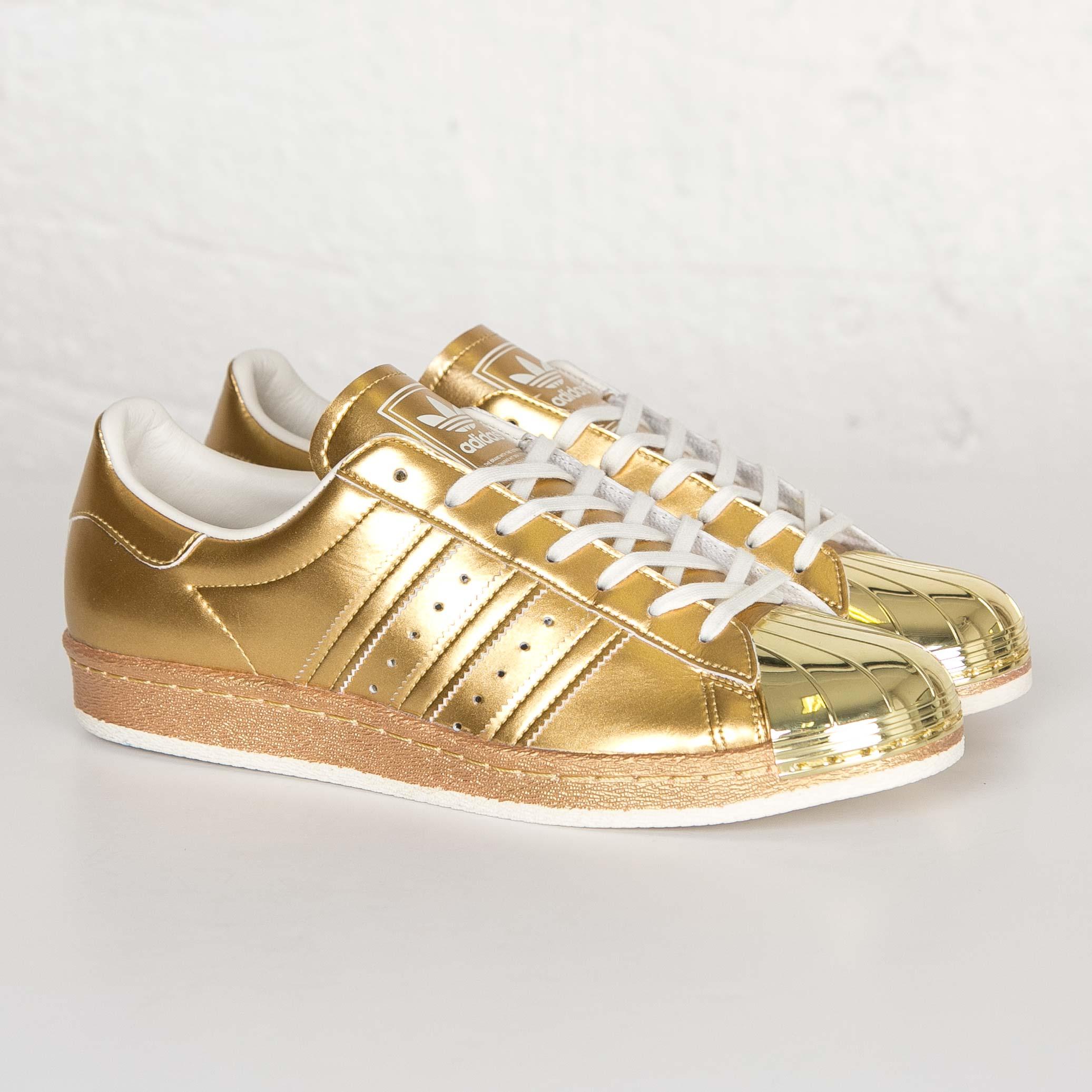 adidas Superstar 80s Metallic Pack - S82742 - SNS | sneakers ...