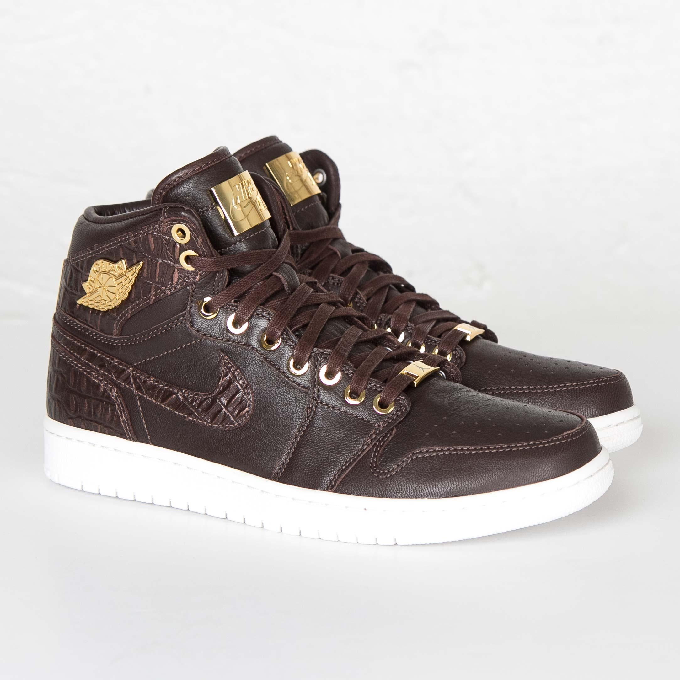 00bed3d572ab Jordan Brand Air Jordan 1 Pinnacle - 705075-205 - Sneakersnstuff ...