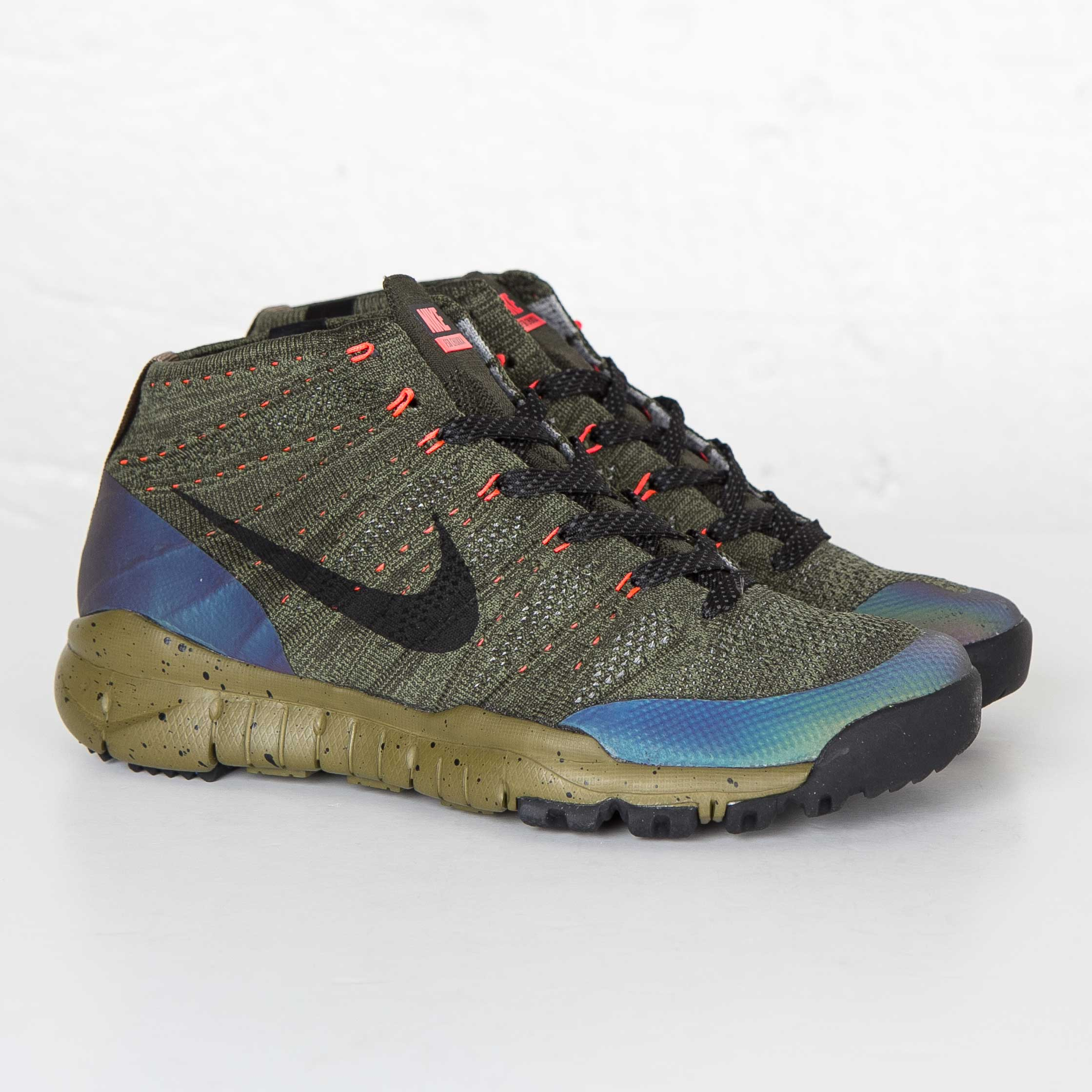 best service ca40c ad9a0 Nike Flyknit Trainer Chukka Sneakerboot
