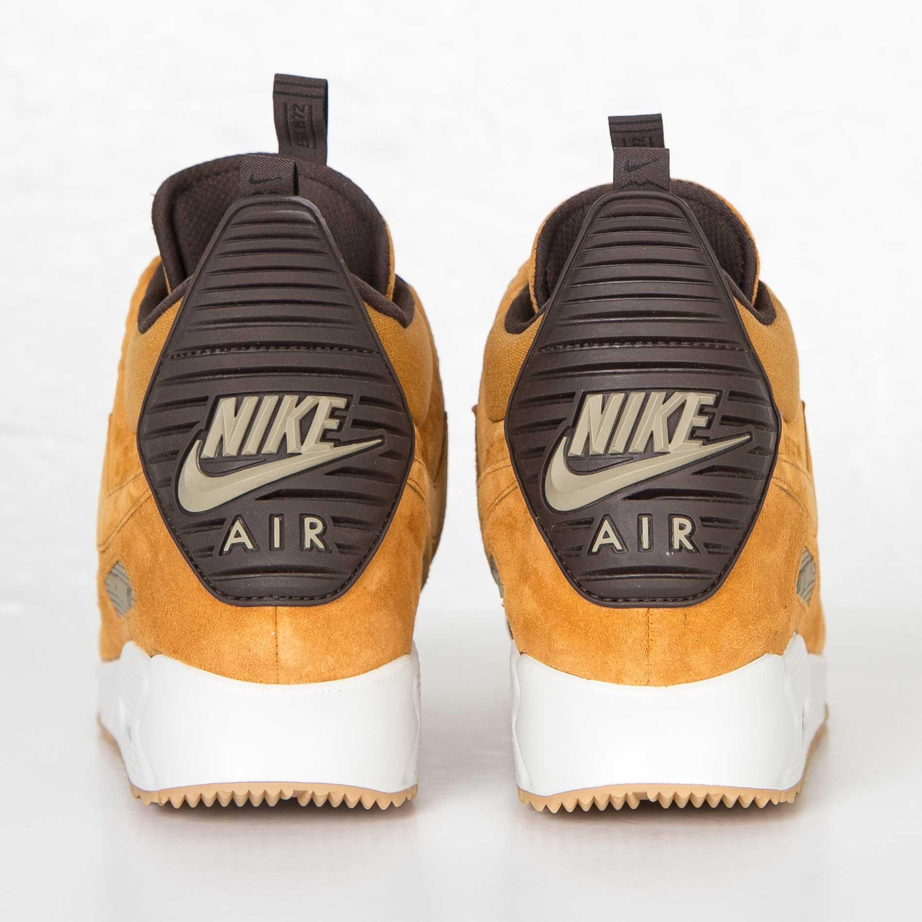 a1c6b92d3f5cdb Nike Air Max 90 Sneakerboot Winter - 684714-700 - Sneakersnstuff ...