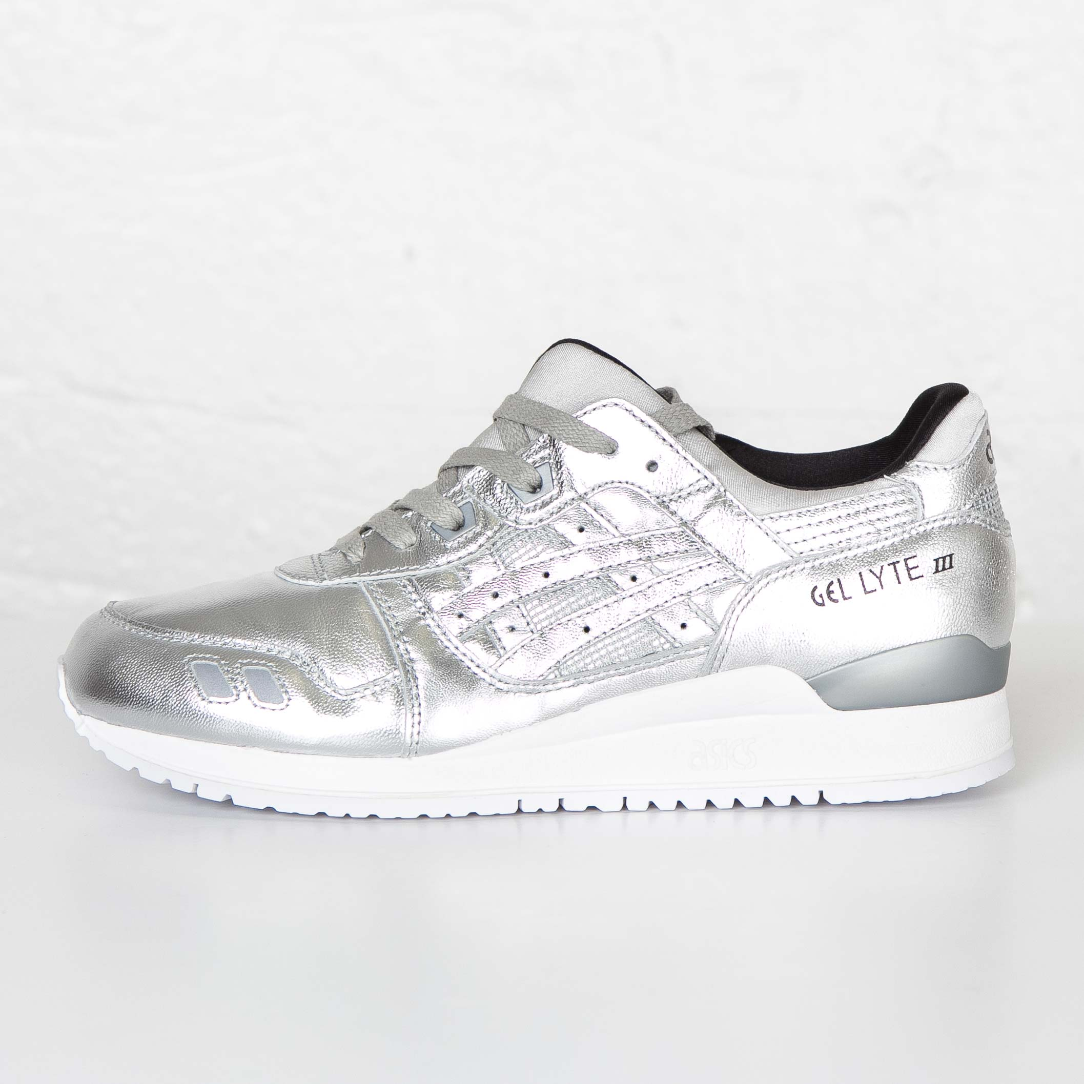 Buy asics gel lyte iii Silver > Up to OFF75% Discounted