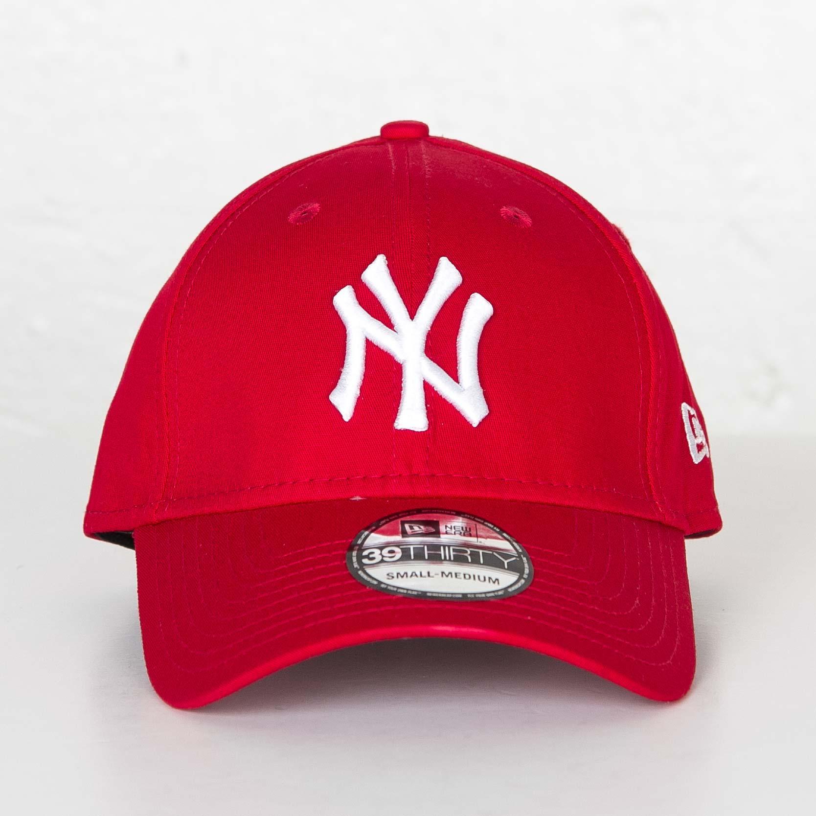 New Era 39Thirty League Basic New York Yankees - 10298276-502 ... 7cfe21eedaf