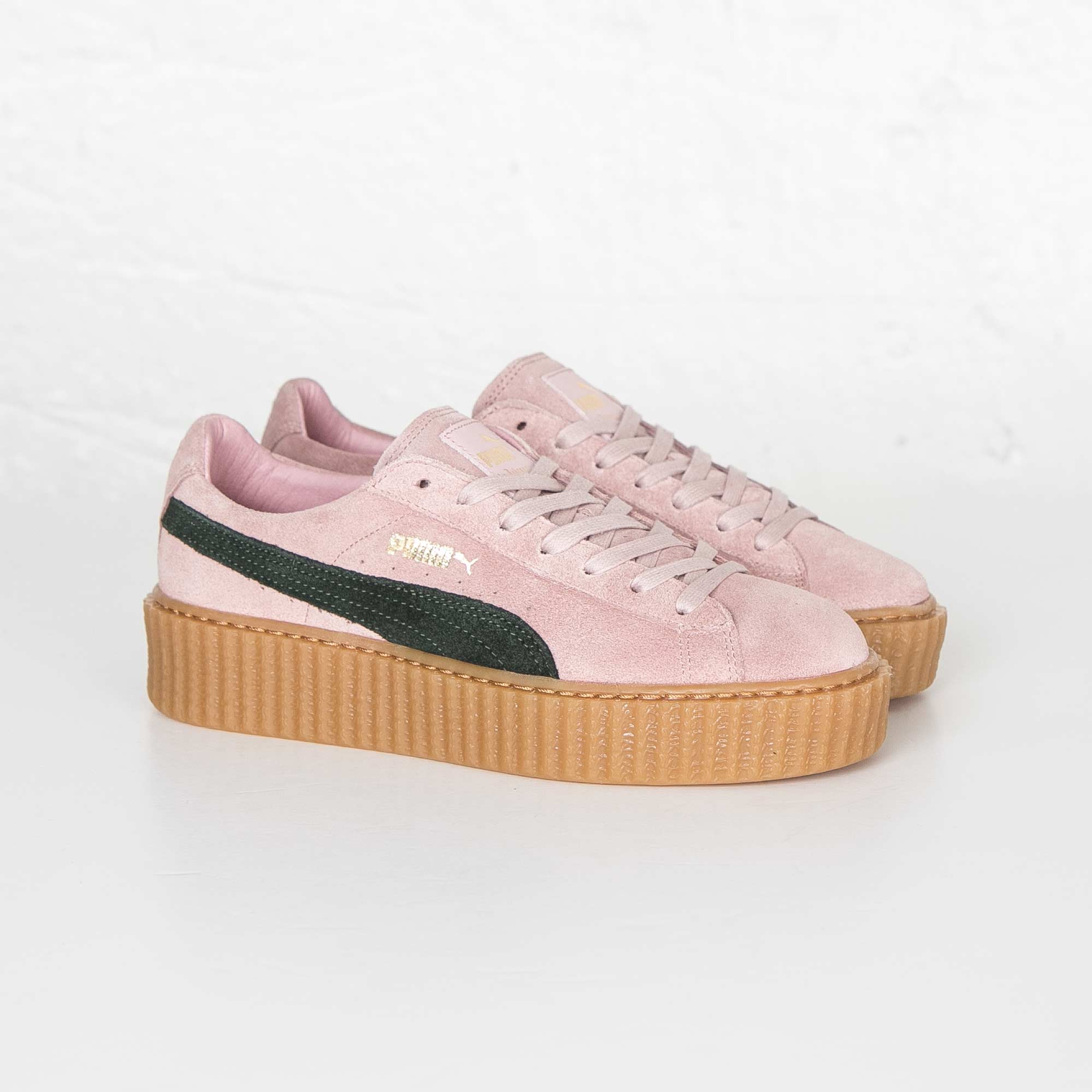 promo code 5a07b e0b38 Puma Suede Creepers - 361005-04 - Sneakersnstuff | sneakers ...
