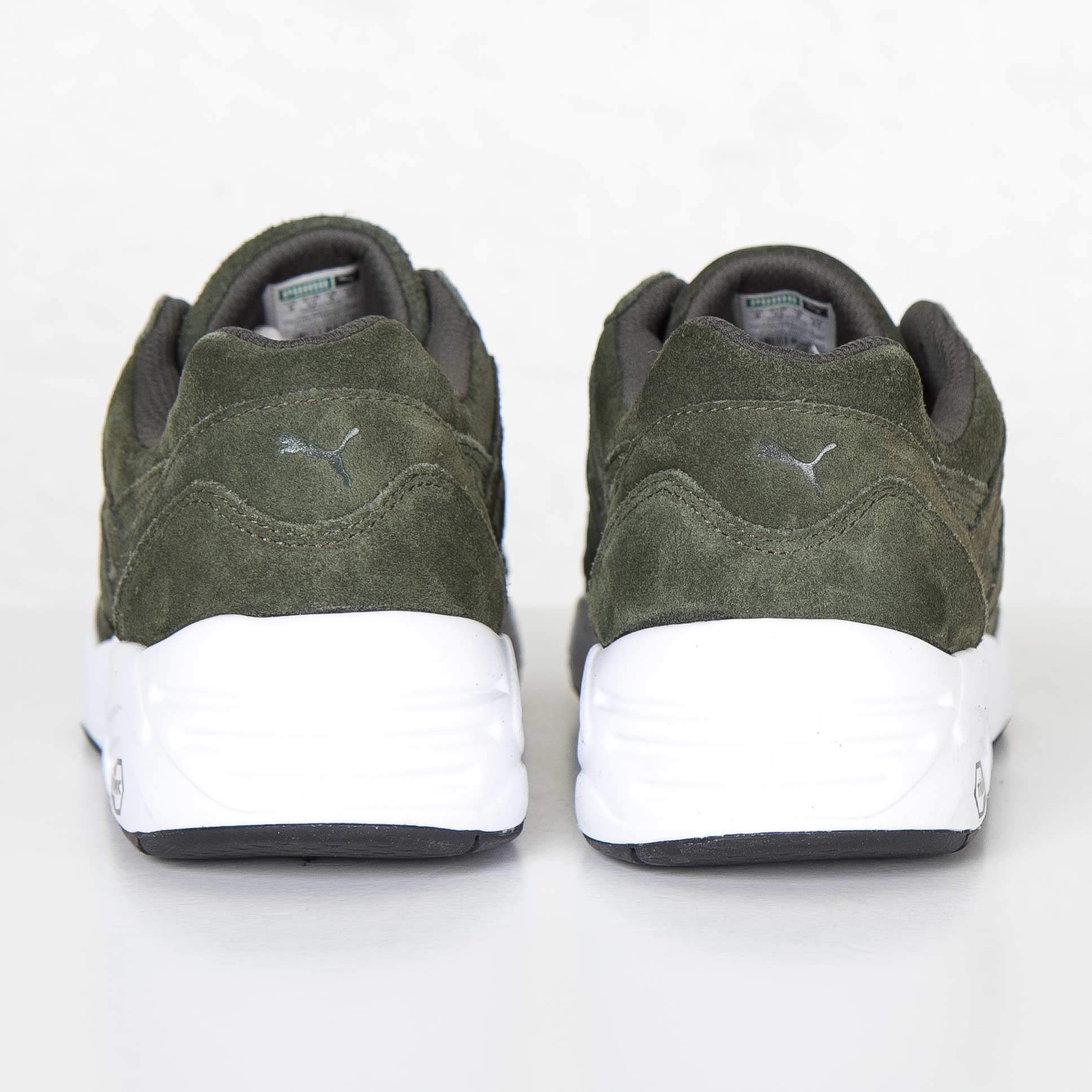 outlet store e6d34 915f3 Puma R698 Allover Suede - 359392-04 - Sneakersnstuff ...