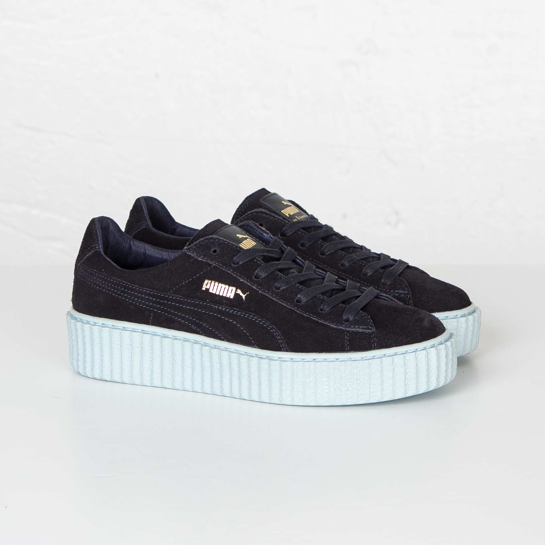 timeless design b366a b12ba Puma Suede Creepers - 361005-05 - Sneakersnstuff | sneakers ...