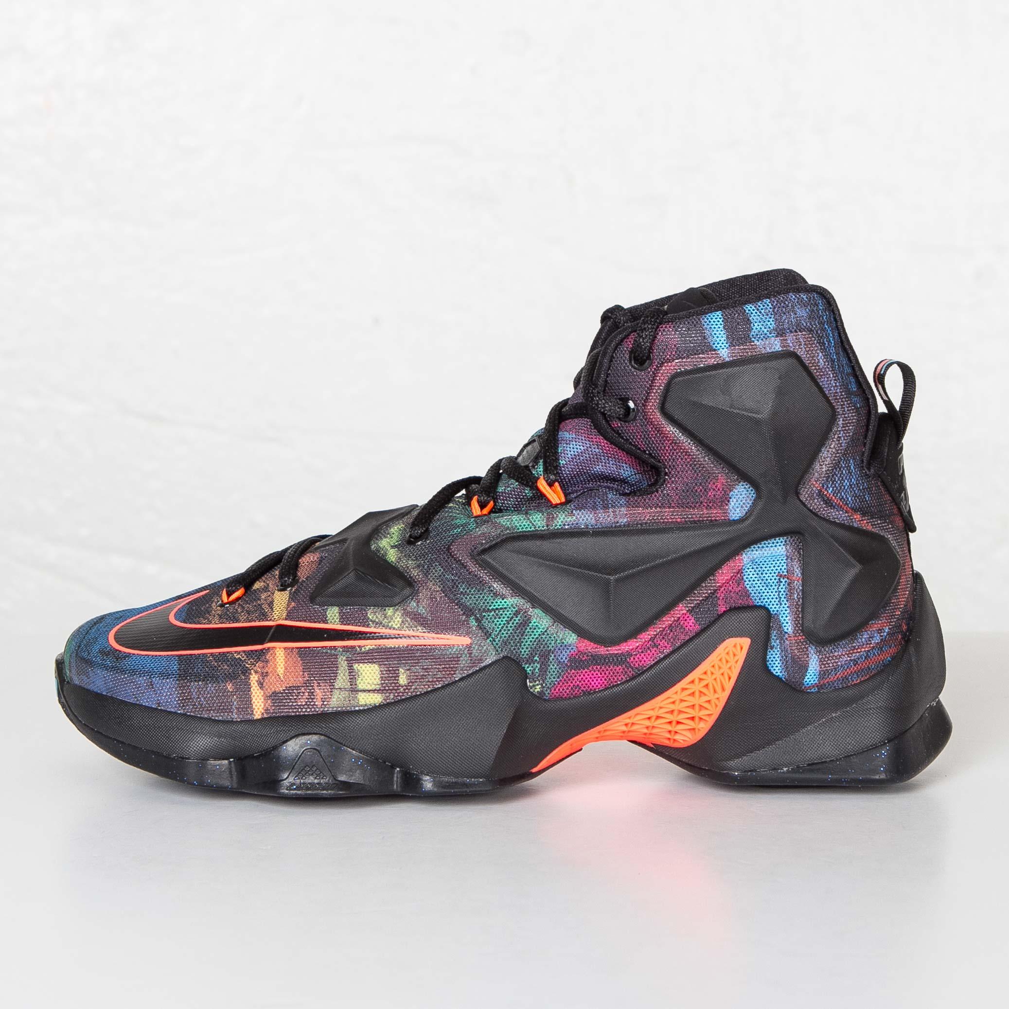 innovative design ad59b 682af Nike Lebron XIII - 807219-008 - Sneakersnstuff   sneakers   streetwear  online since 1999