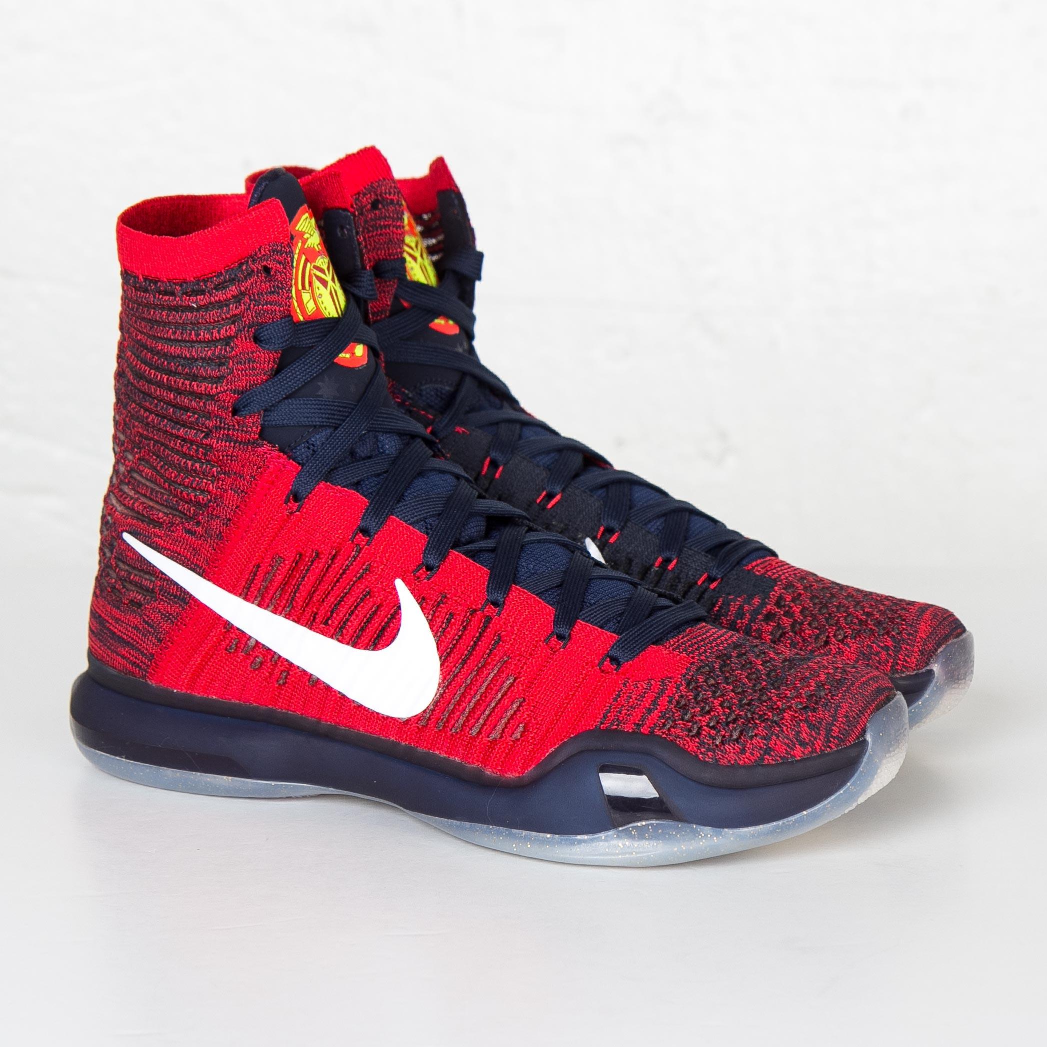 competitive price cc852 d89f5 Nike Kobe X Elite