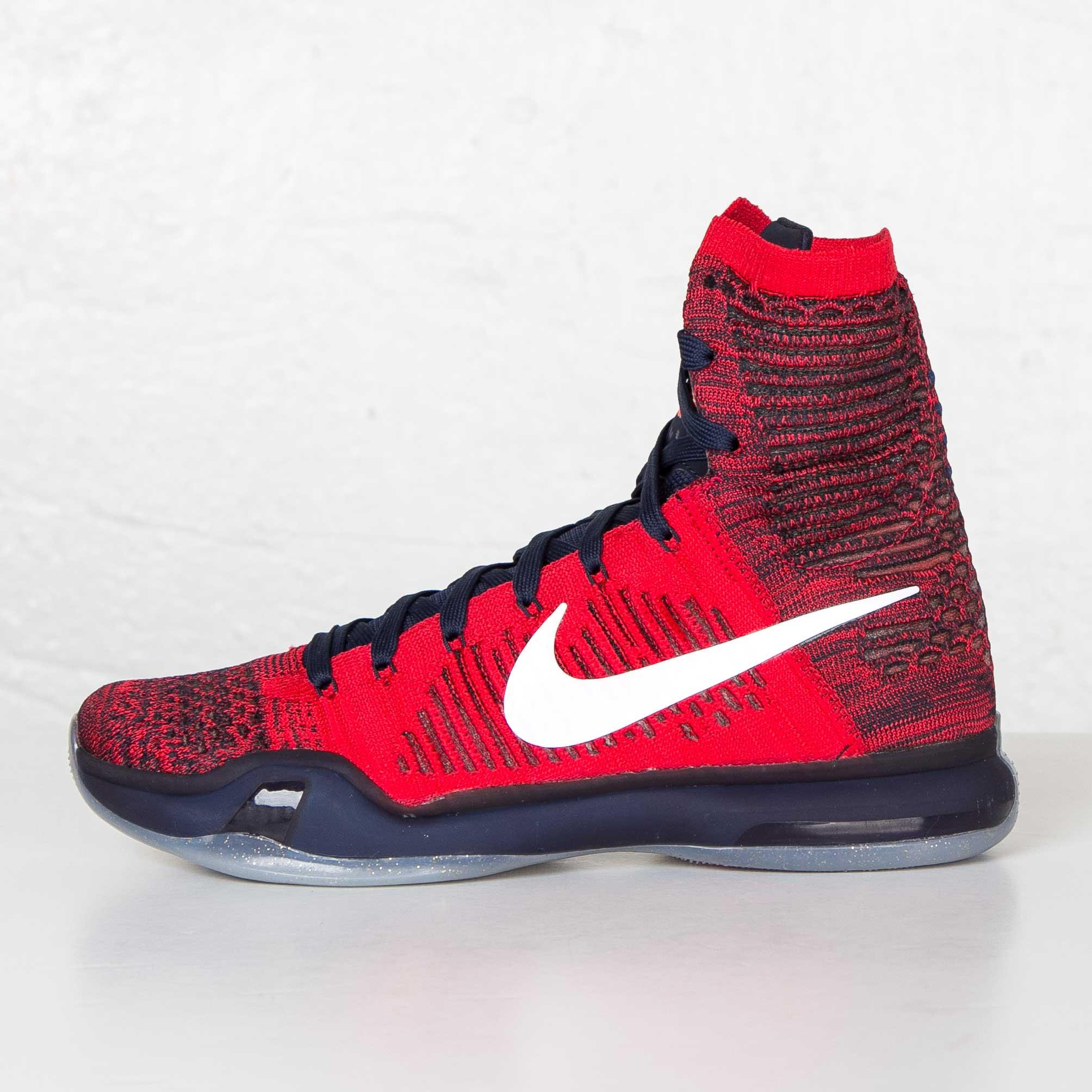 huge discount 1f873 b7dd8 Nike Kobe X Elite - 718763-614 - Sneakersnstuff   sneakers   streetwear  online since 1999