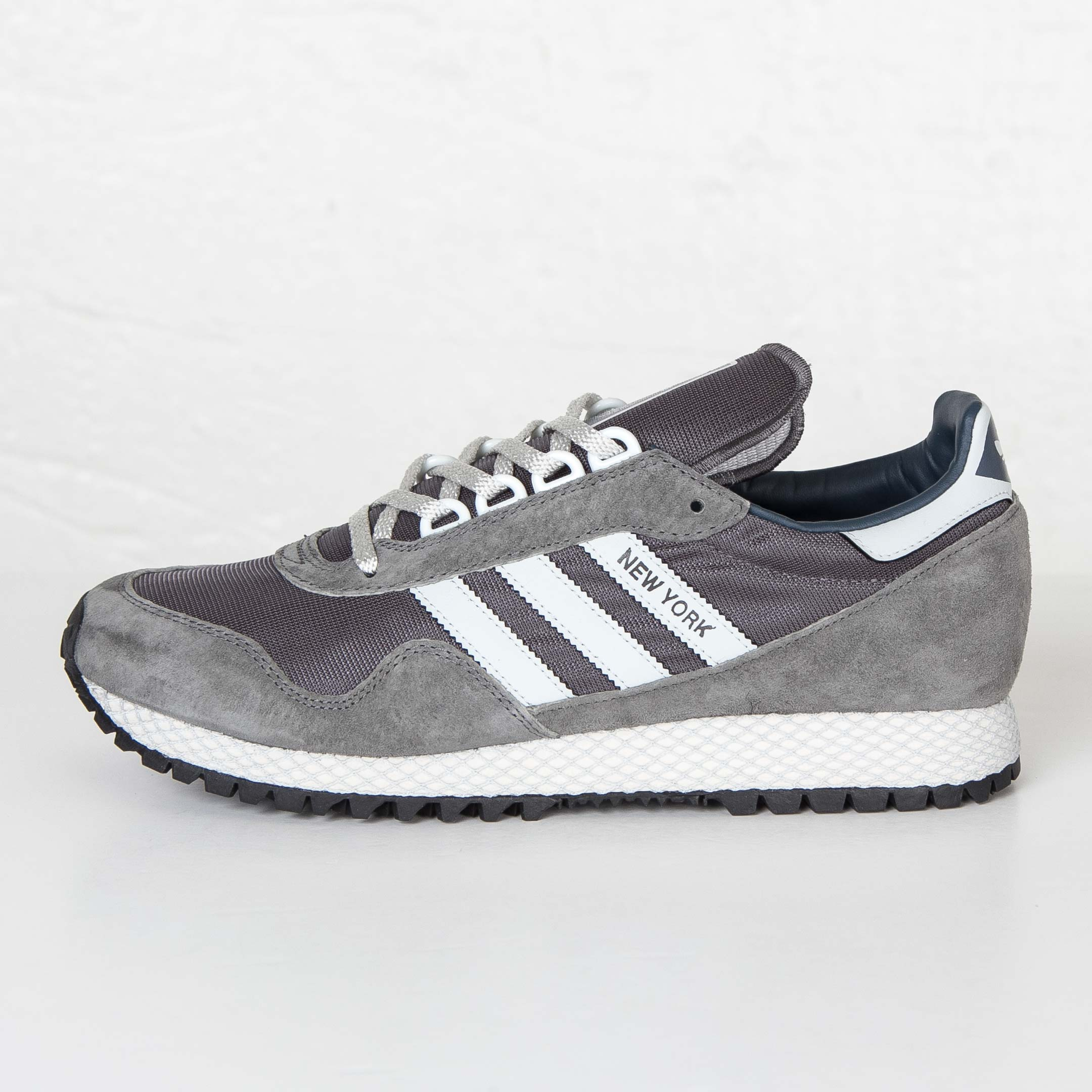 adidas New York SPZL - B41179 - Sneakersnstuff | sneakers ...