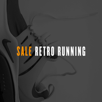 SALE RETRO RUNNING