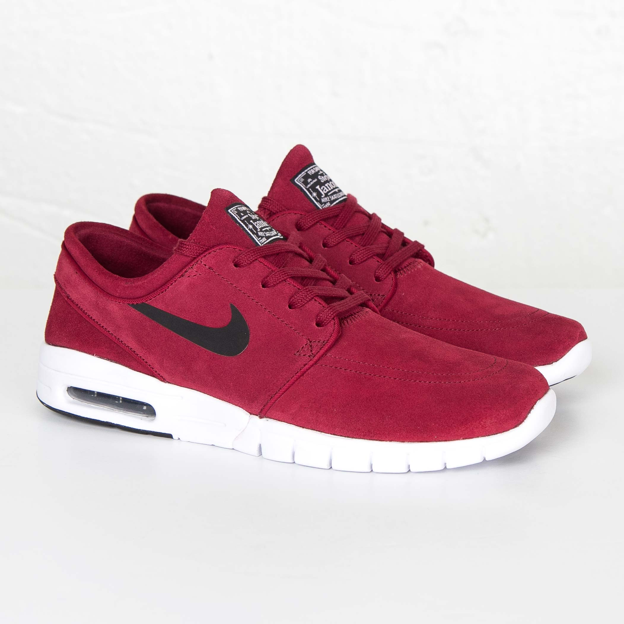 new arrive classic shoes picked up Nike Stefan Janoski Max Suede - 685299-601 - Sneakersnstuff ...
