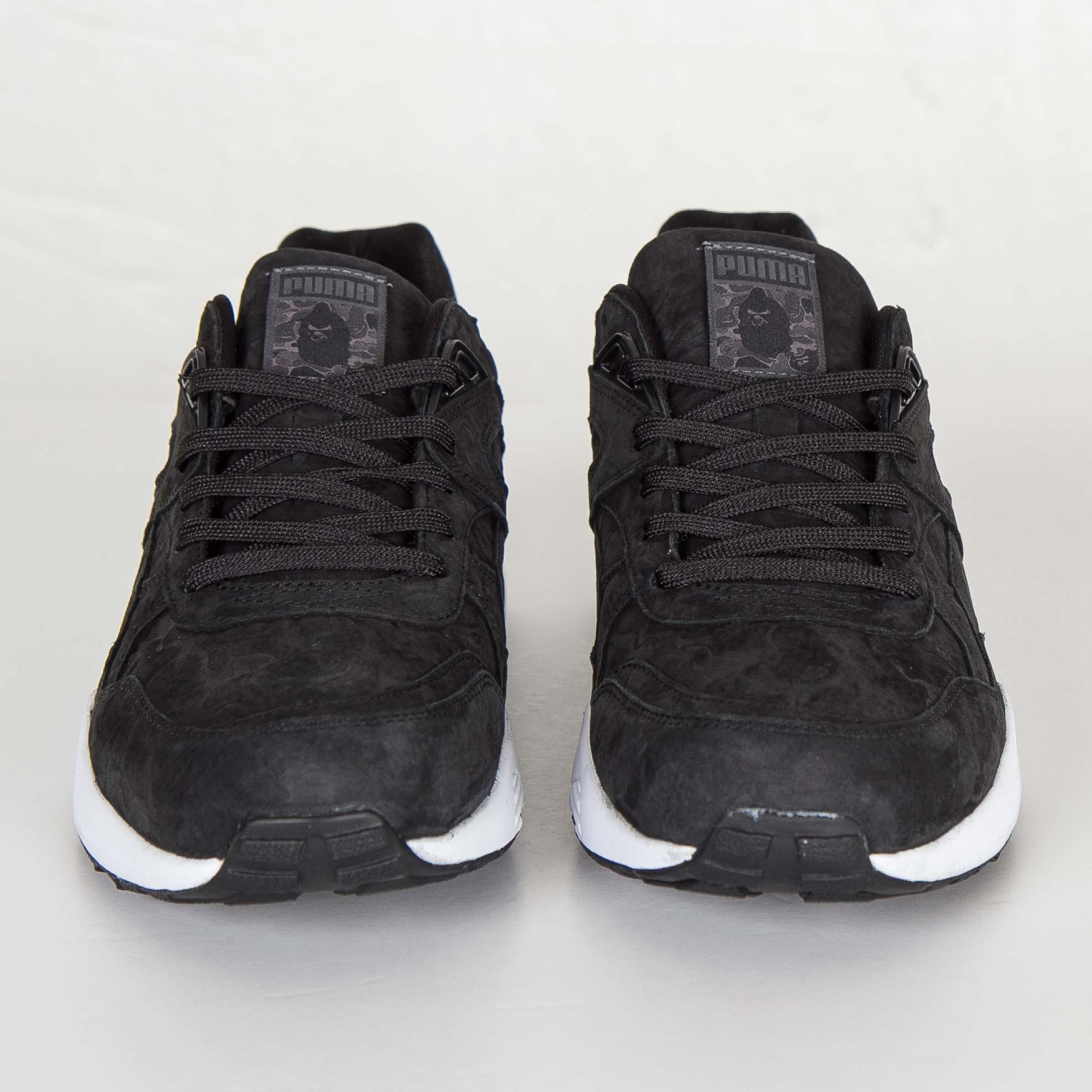 9513558f00c Puma R698 x BAPE - 358845-01 - Sneakersnstuff