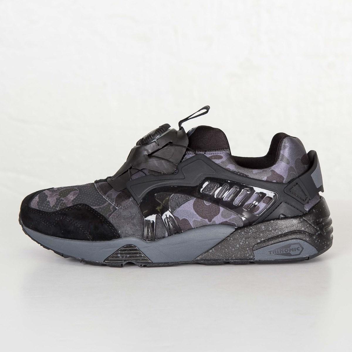 f44229c6810 Puma Disc Blaze x Bape - 358846-02 - Sneakersnstuff