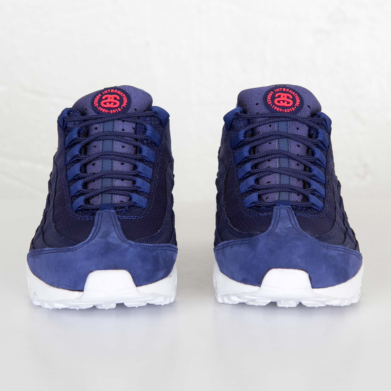 new product eb4c0 9834d Nike Air Max 95   Stussy - 834668-441 - Sneakersnstuff   sneakers    streetwear online since 1999