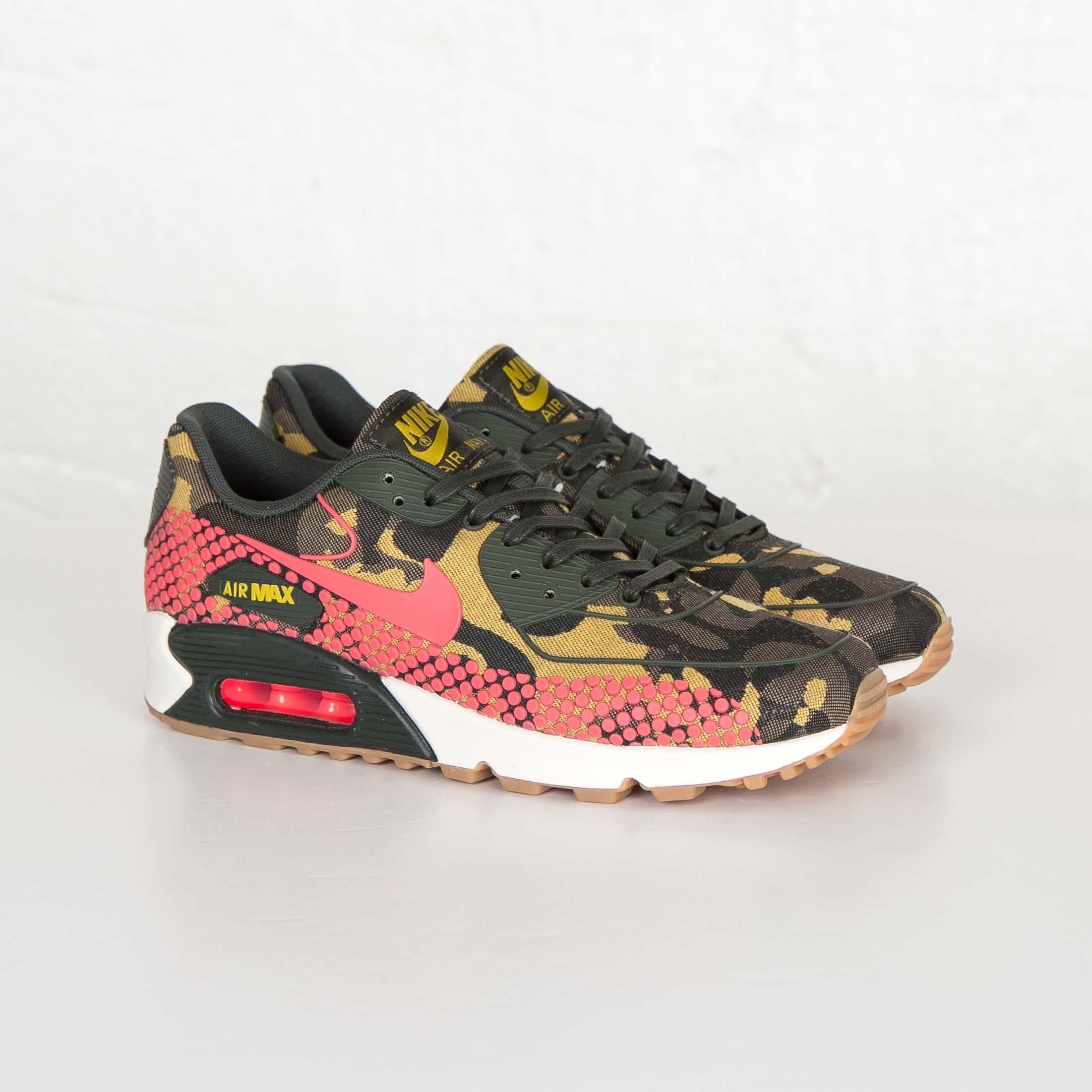 276d1dc5010b Nike W Air Max 90 Jacquard Premium - 807298-200 - Sneakersnstuff ...