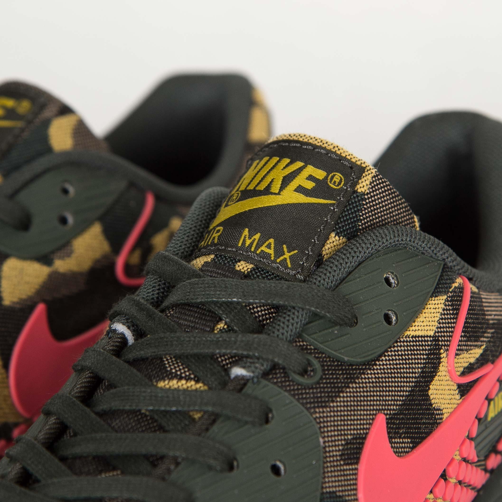 save off 447f2 84867 Nike W Air Max 90 Jacquard Premium - 807298-200 - Sneakersnstuff   sneakers    streetwear online since 1999