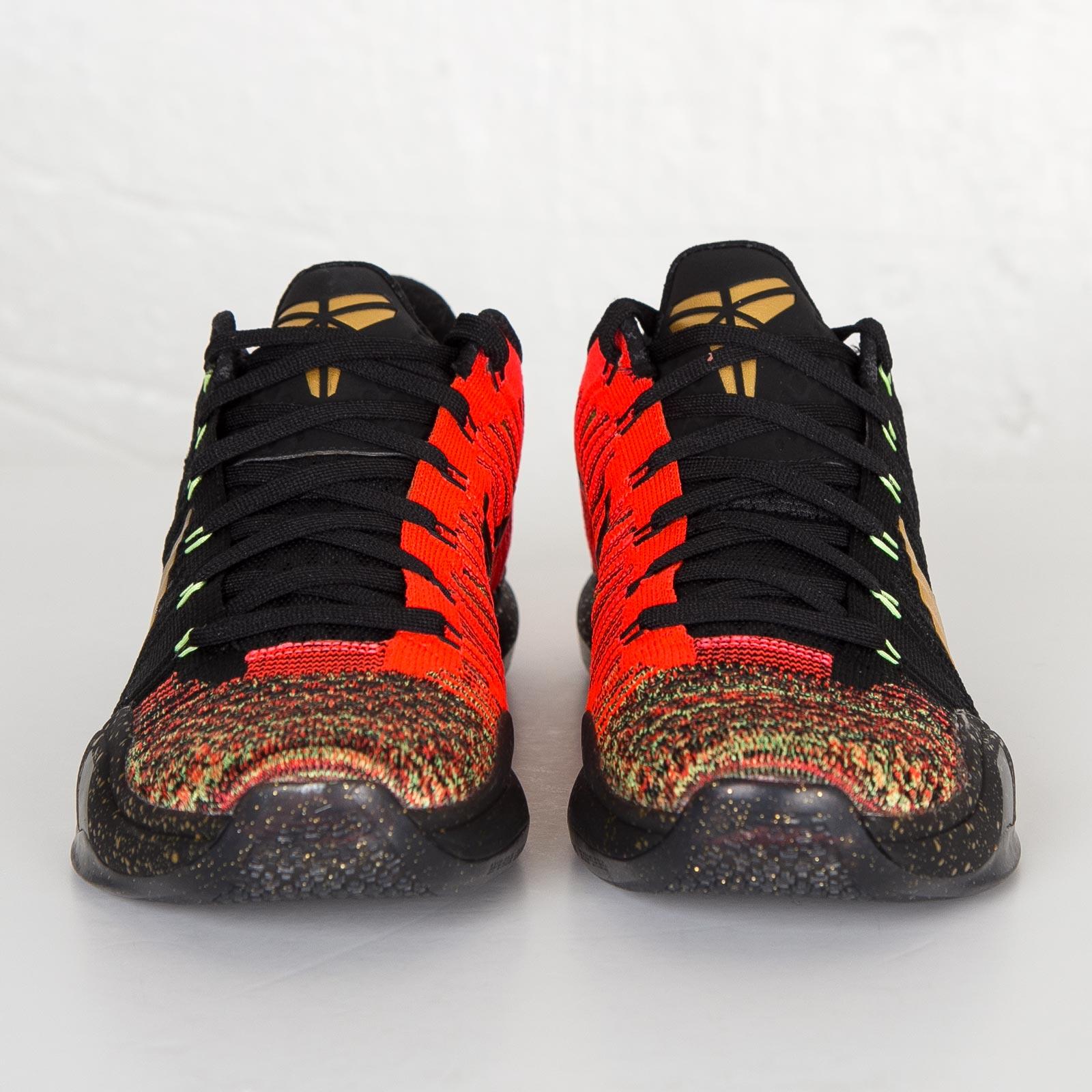 huge discount 50715 7e24b Nike Kobe X Elite Low Xmas - 802560-076 - Sneakersnstuff   sneakers    streetwear online since 1999