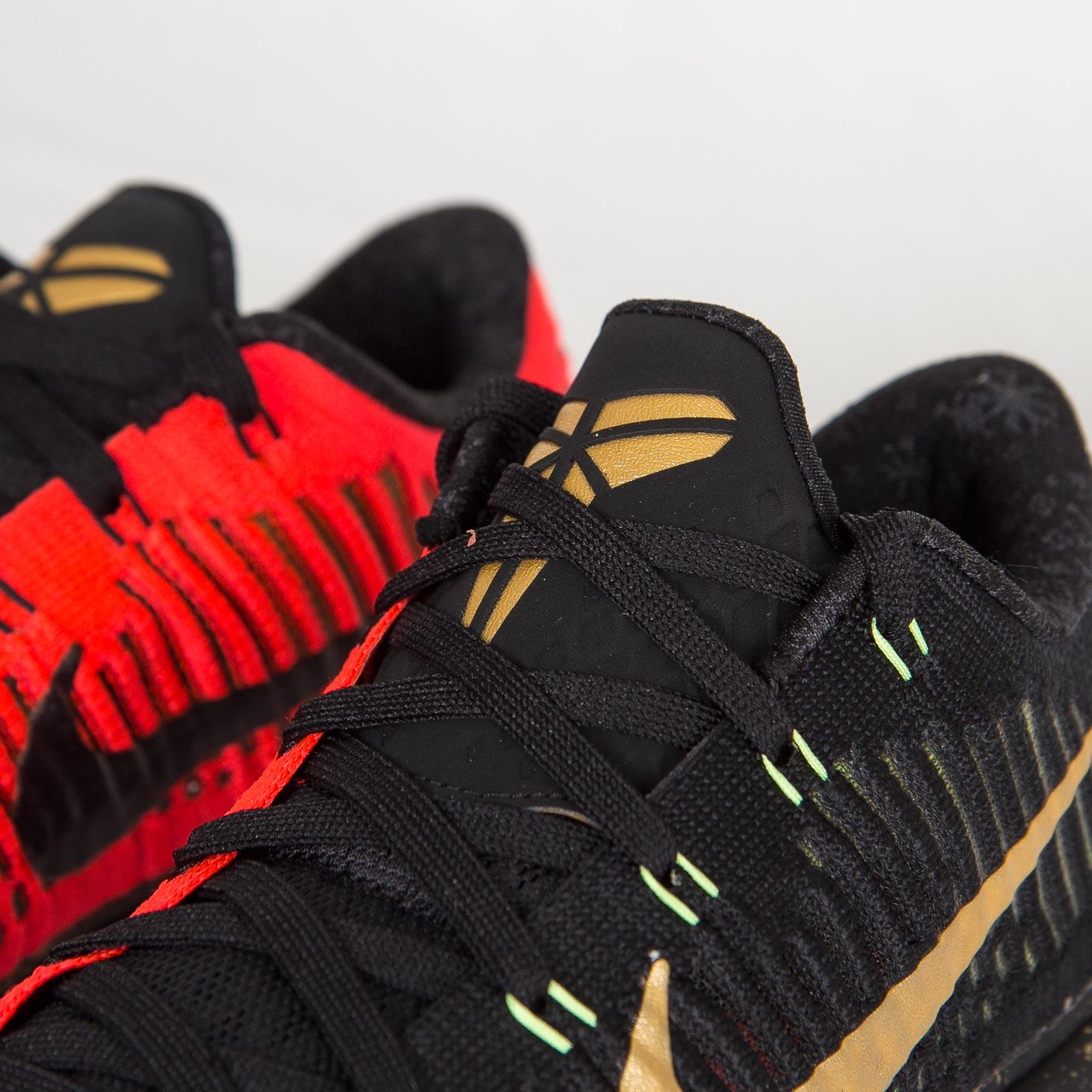 Nike Kobe X Elite Low Xmas - 802560-076 - Sneakersnstuff | sneakers ...