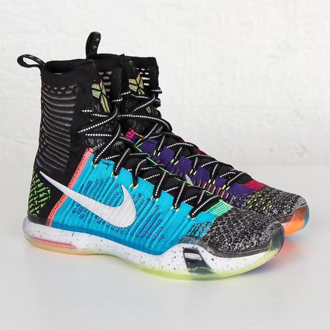 0eefe0a058ac Nike Kobe X Elite SE - 815810-900 - Sneakersnstuff