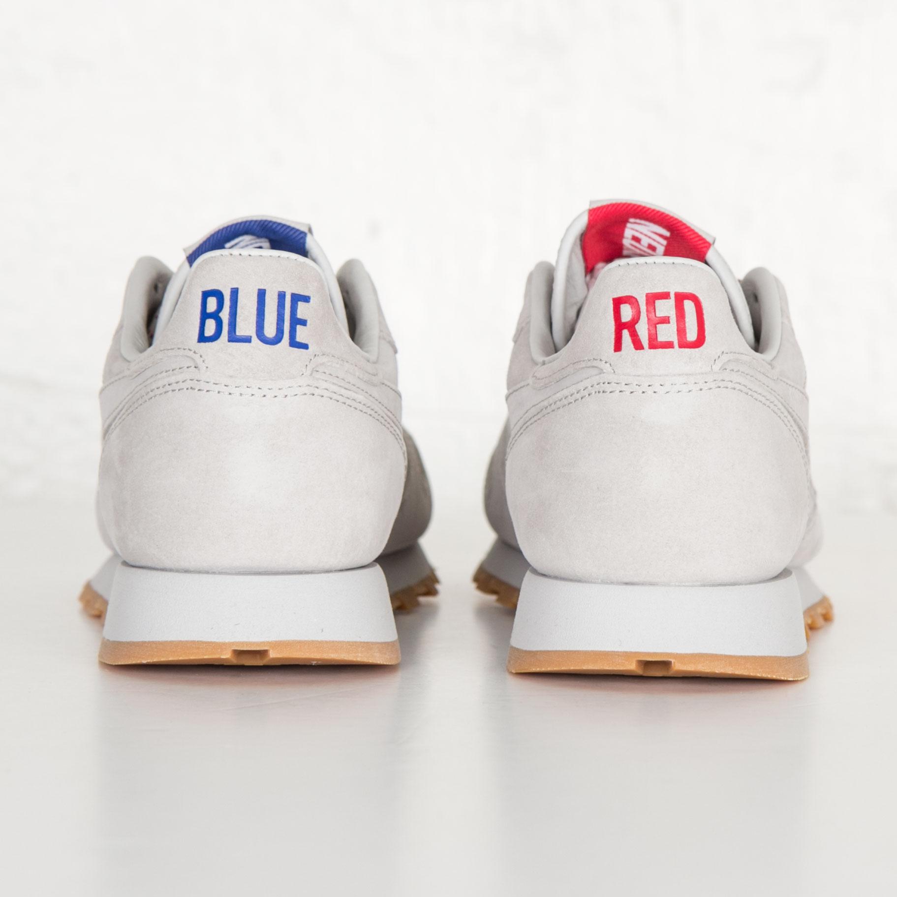 a70321c7052c2f Reebok Classic Leather x Kendrick Lamar - Ar0586 - Sneakersnstuff ...