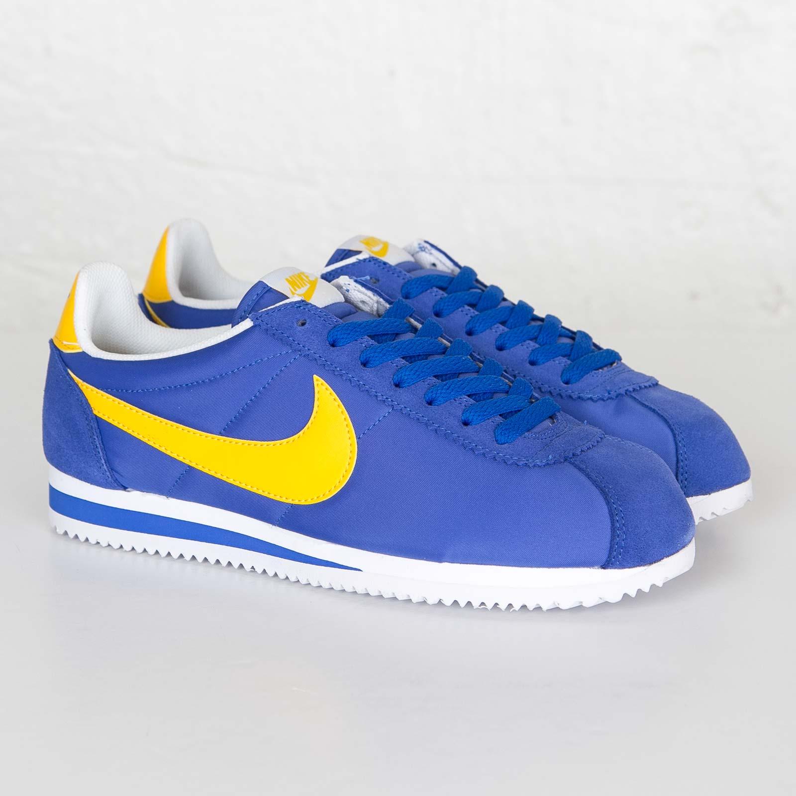 Nike Classic Chaussuressnstuff Cortez Nylon 807472 471 Chaussuressnstuff Classic Chaussuress 60668d