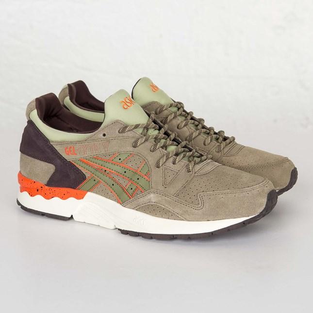 san francisco 126ce b0536 ASICS Tiger Gel-Lyte V - H610l-8585 - Sneakersnstuff   sneakers    streetwear en ligne depuis 1999